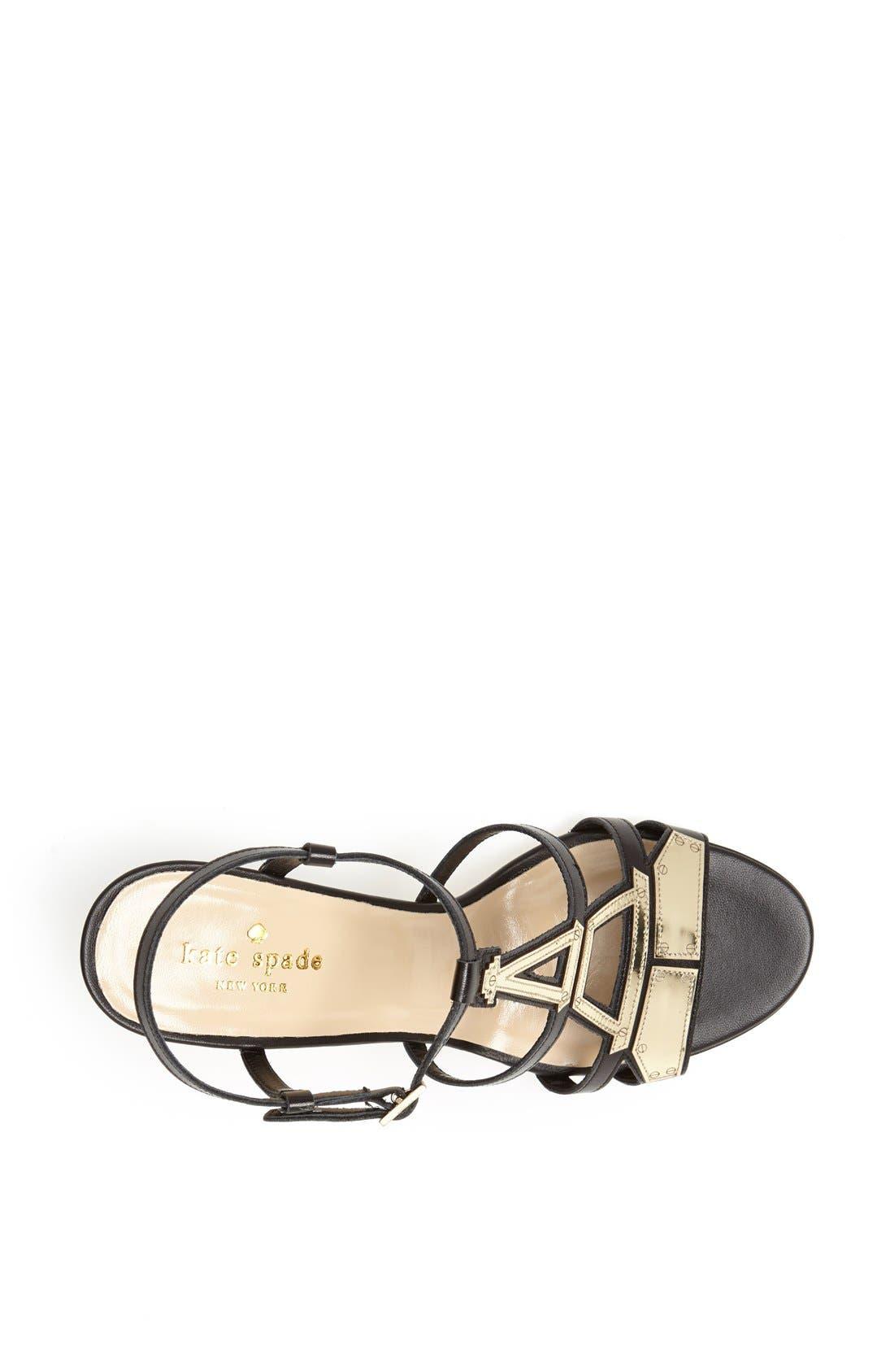 Alternate Image 4  - kate spade new york 'inoltra' sandal