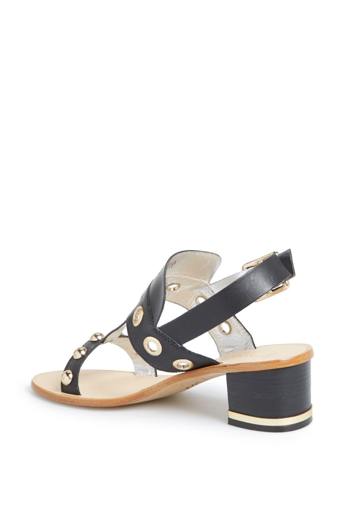 Alternate Image 2  - Trina Turk 'Atwater' Studded Slingback Sandal