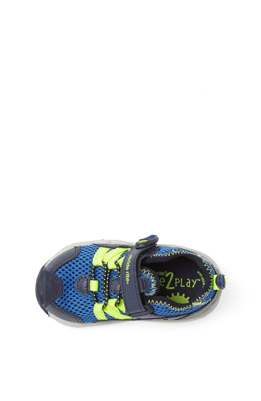 Alternate Image 3  - Stride Rite 'Made 2 Play™ - Finn' Sneaker (Baby, Walker & Toddler)