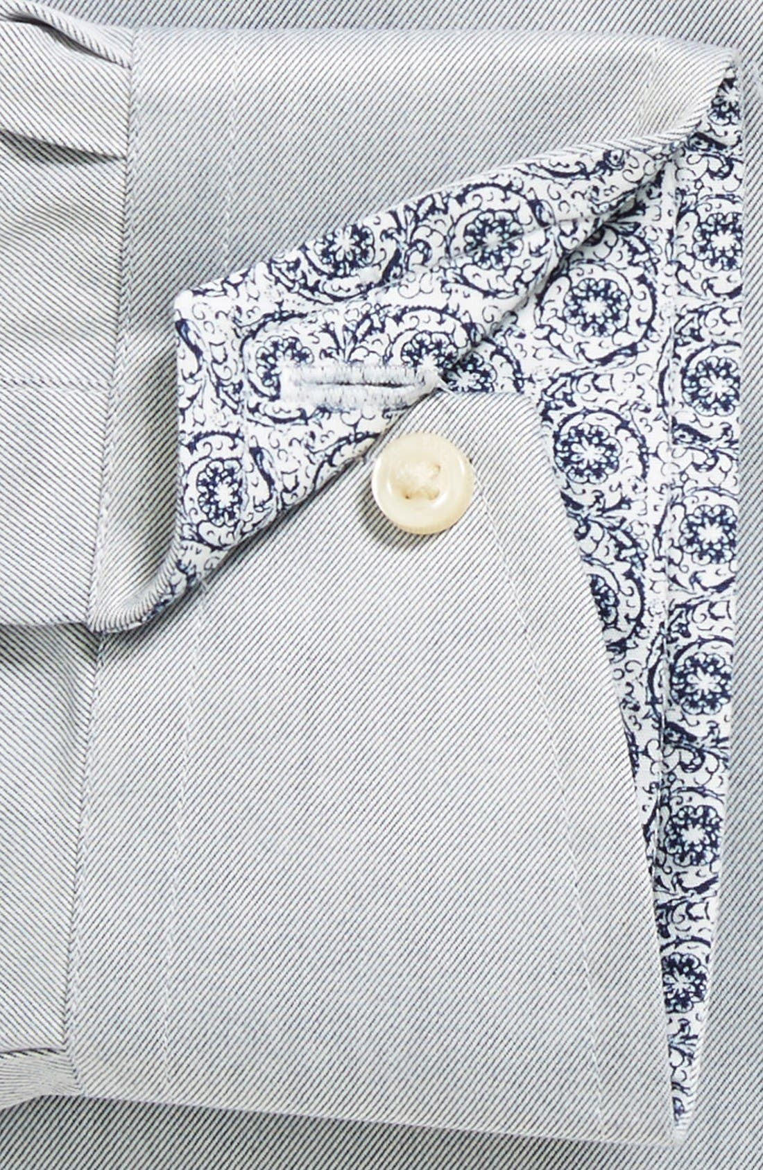 Alternate Image 2  - Ted Baker London Classic Fit Solid Dress Shirt