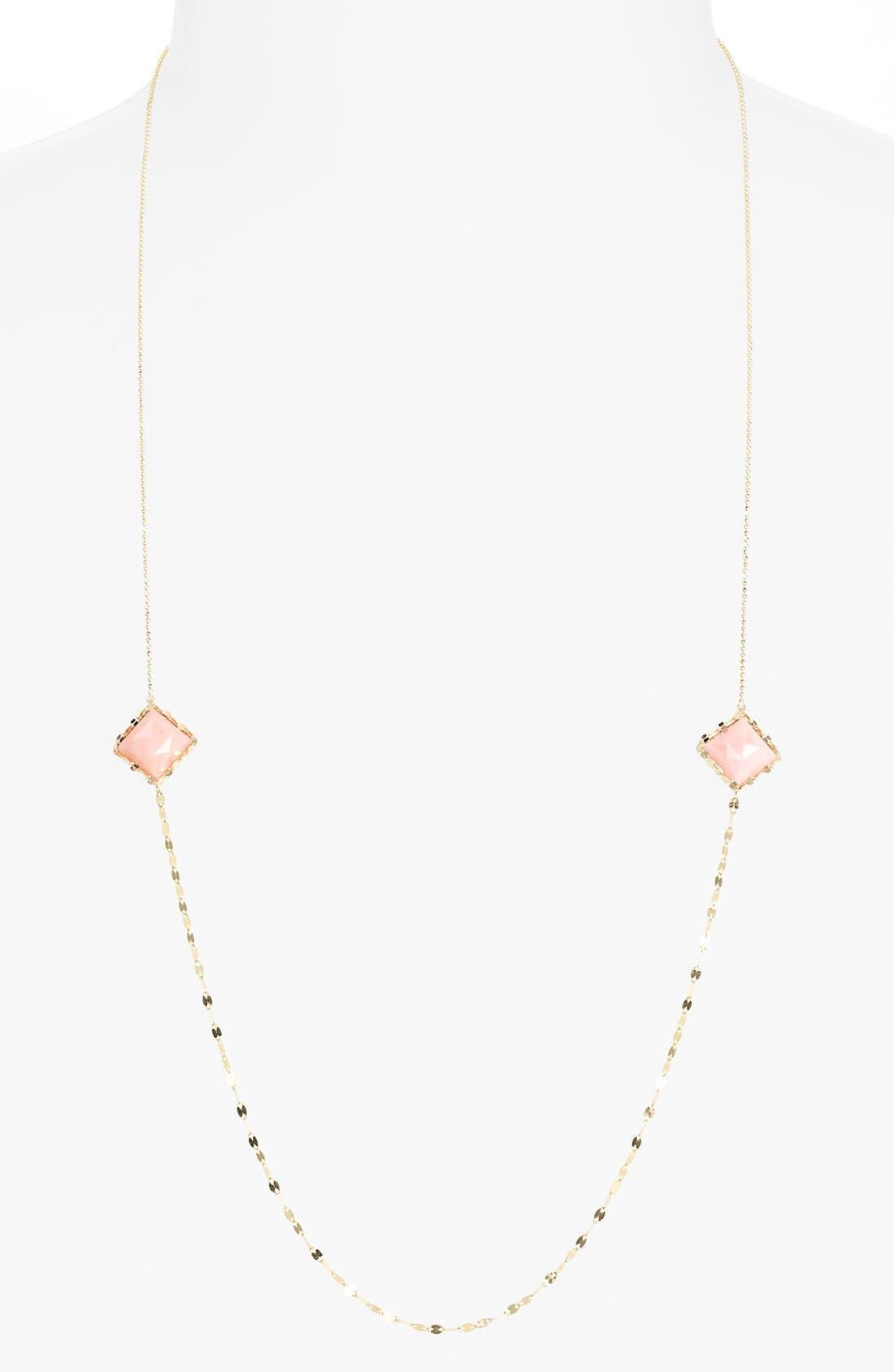 Alternate Image 1 Selected - Lana Jewelry 'Blush' Station Necklace