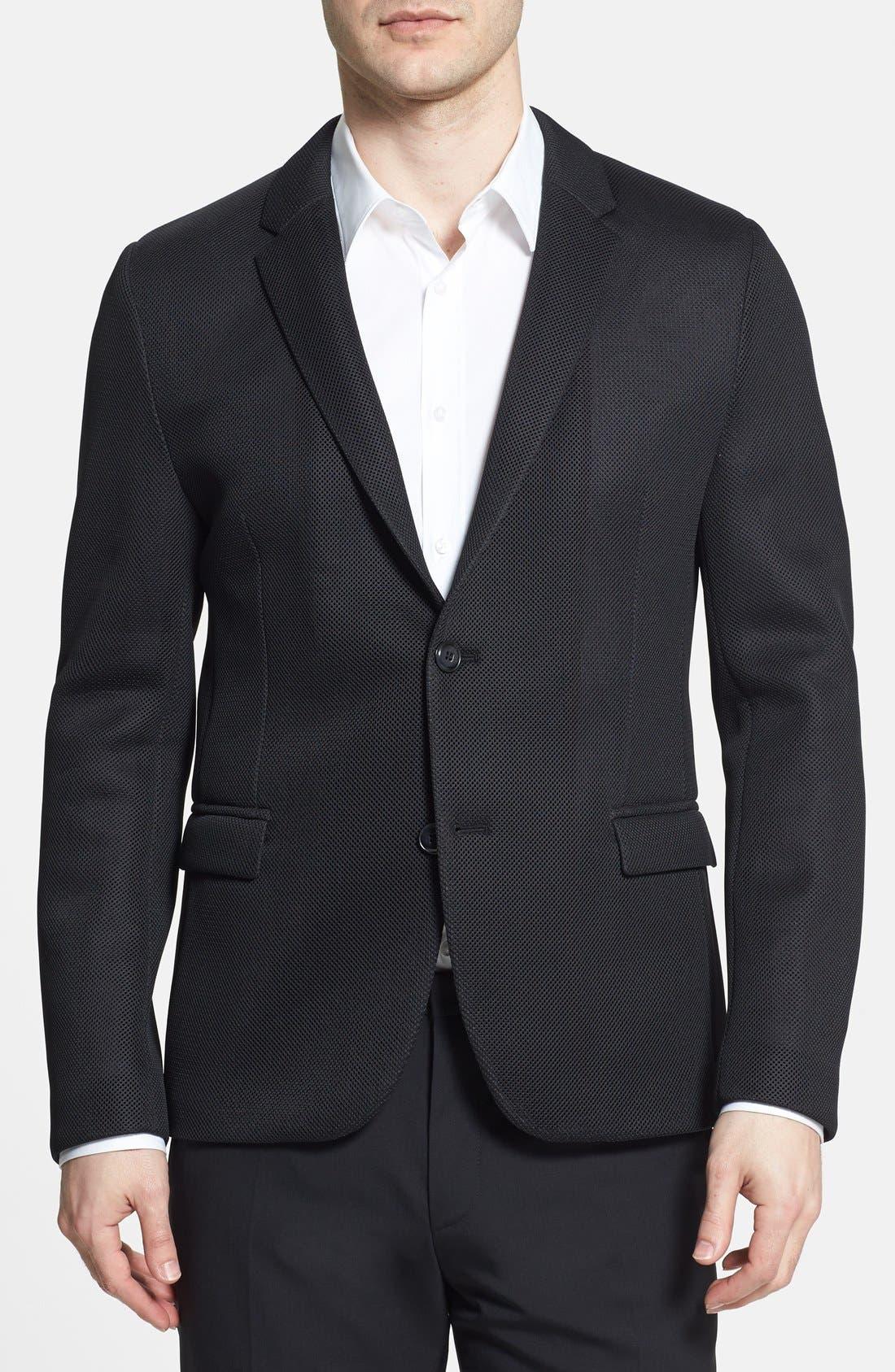 Alternate Image 1 Selected - HUGO 'Arwid' Comfort Fit Blazer