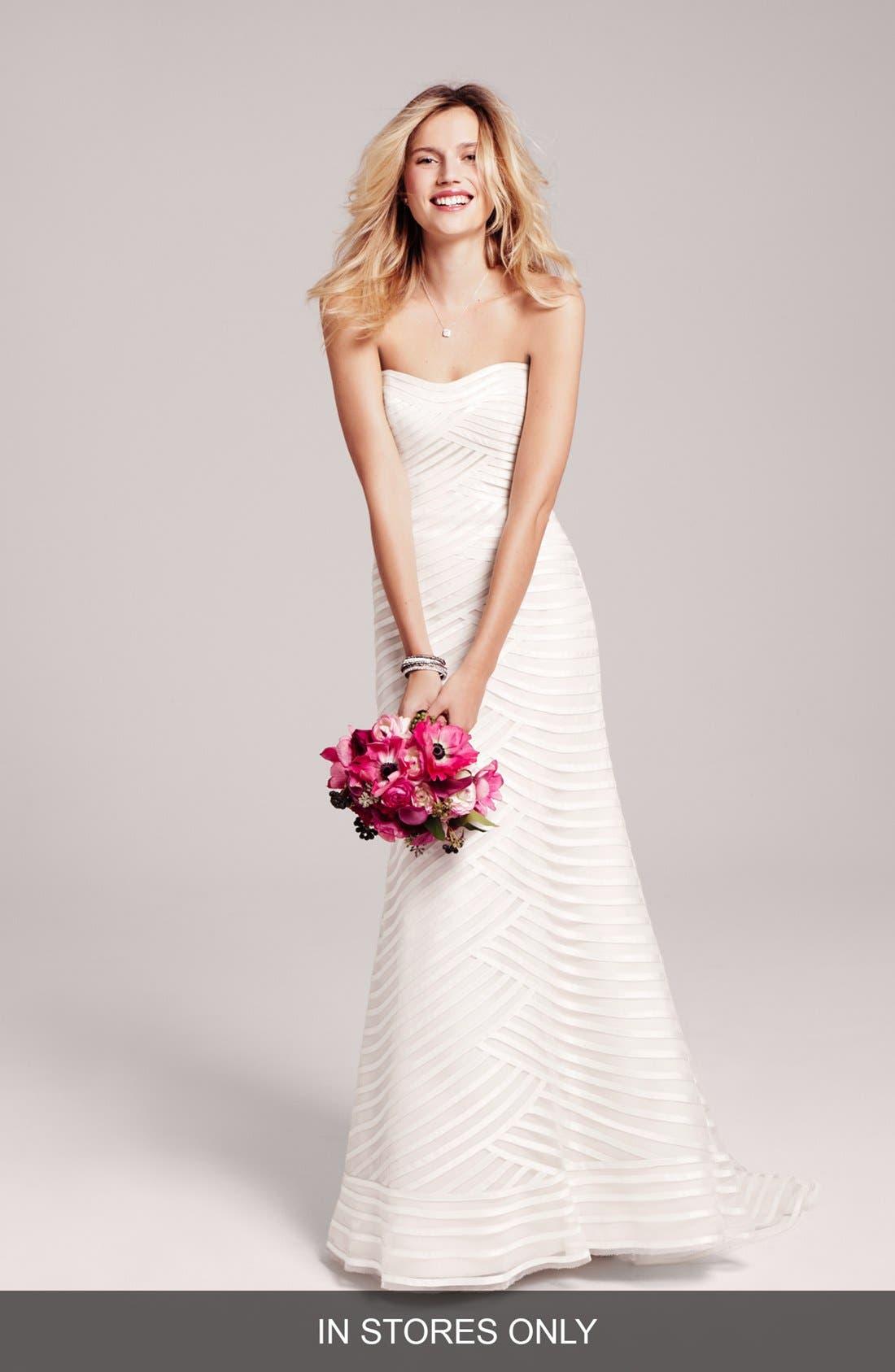 Silk Taffeta Wedding Dresses