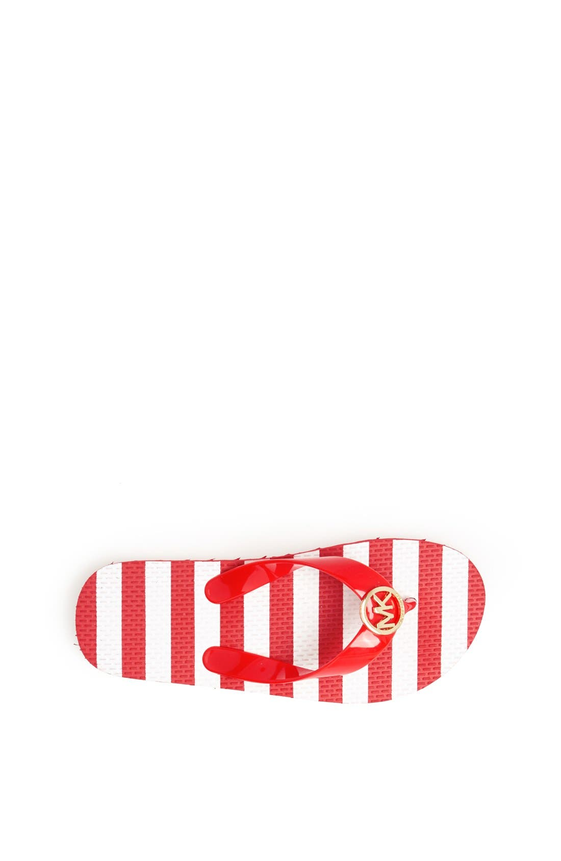 Alternate Image 3  - MICHAEL Michael Kors 'Endine' Flip Flop (Toddler, Little Kid & Big Kid)