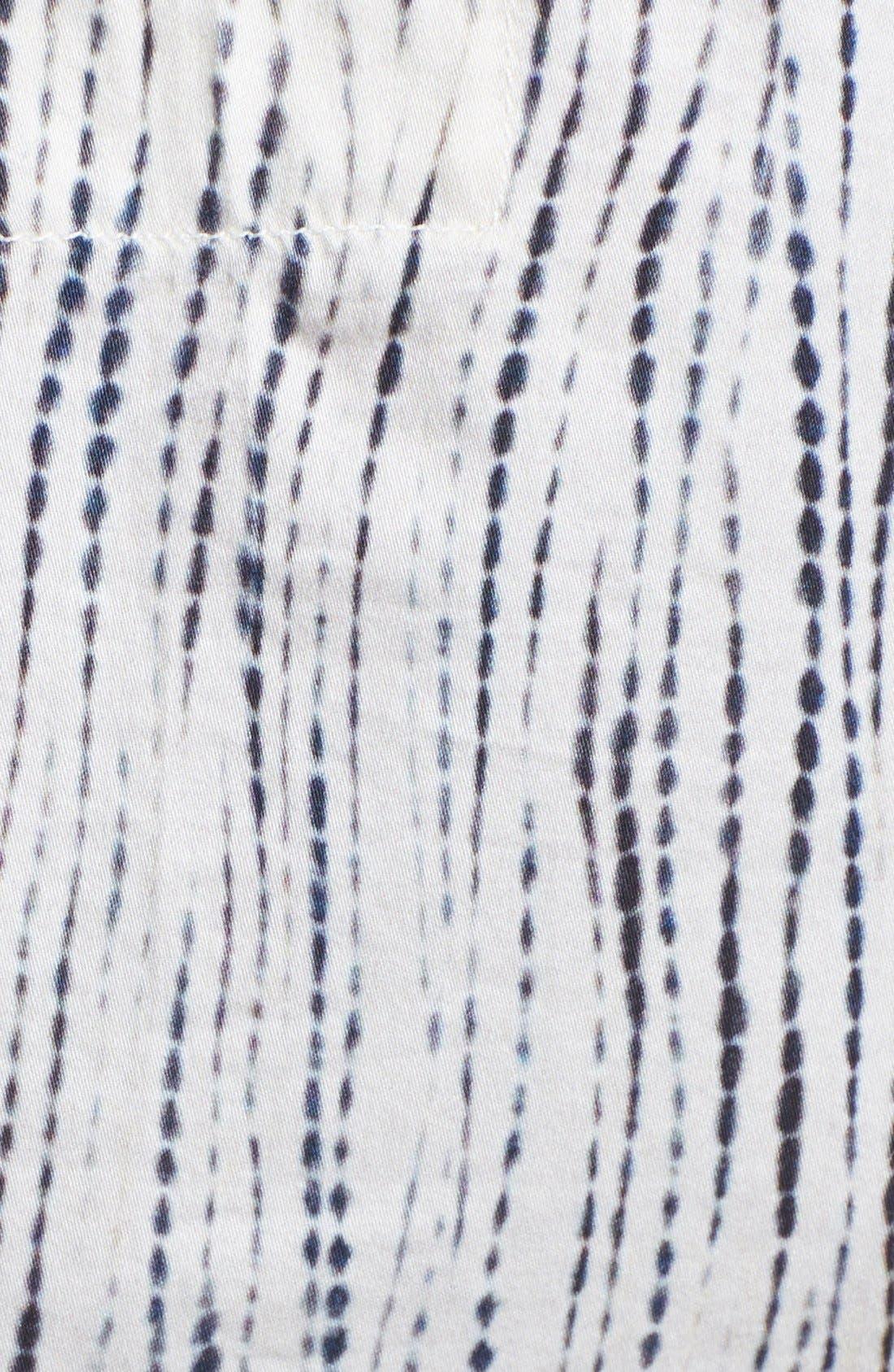 Alternate Image 3  - rag & bone/JEAN Tie Dye Cotton Tank
