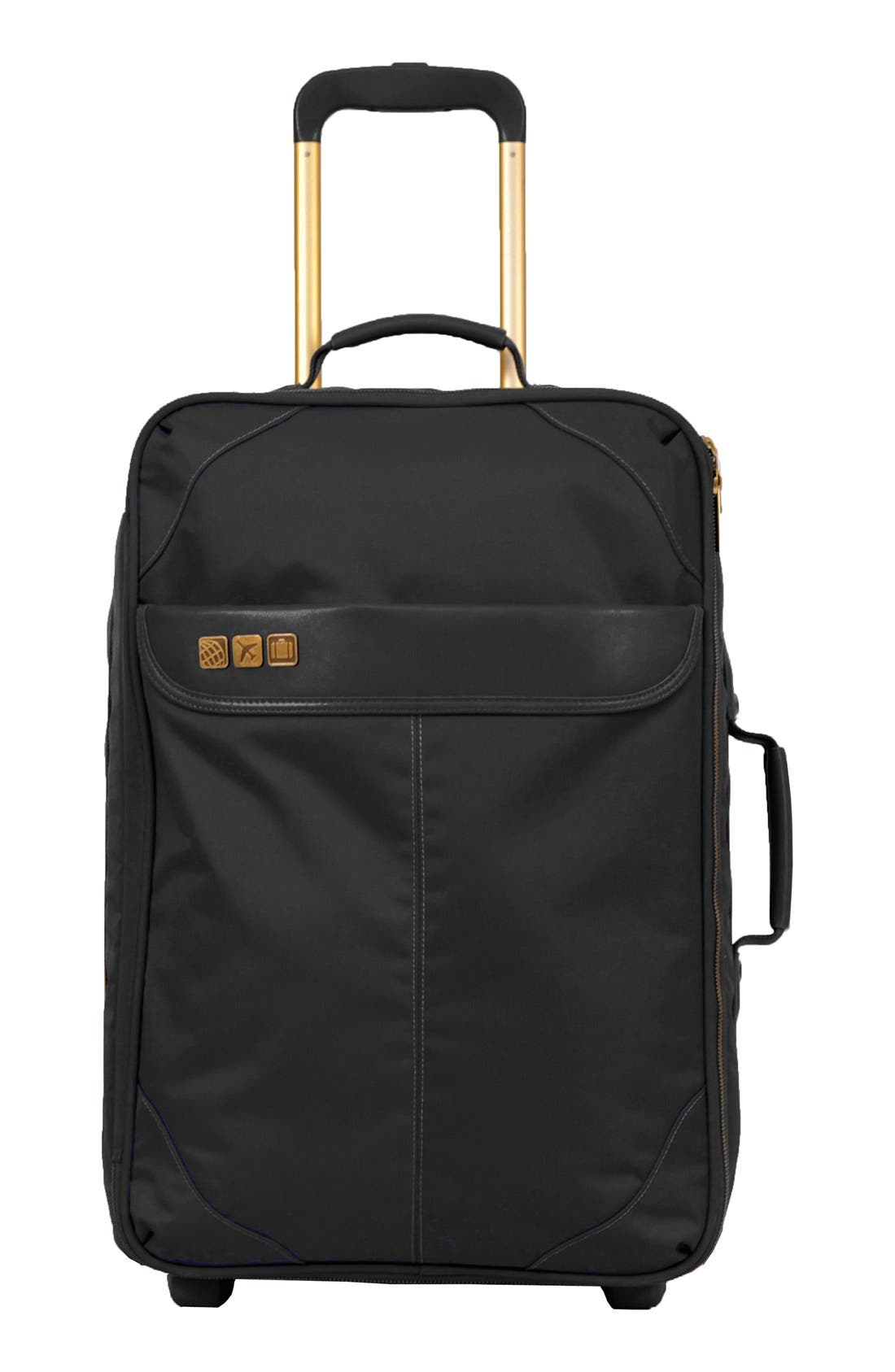 Main Image - FLIGHT 001 'Avionette' Rolling Carry-On Suitcase (22 Inch)
