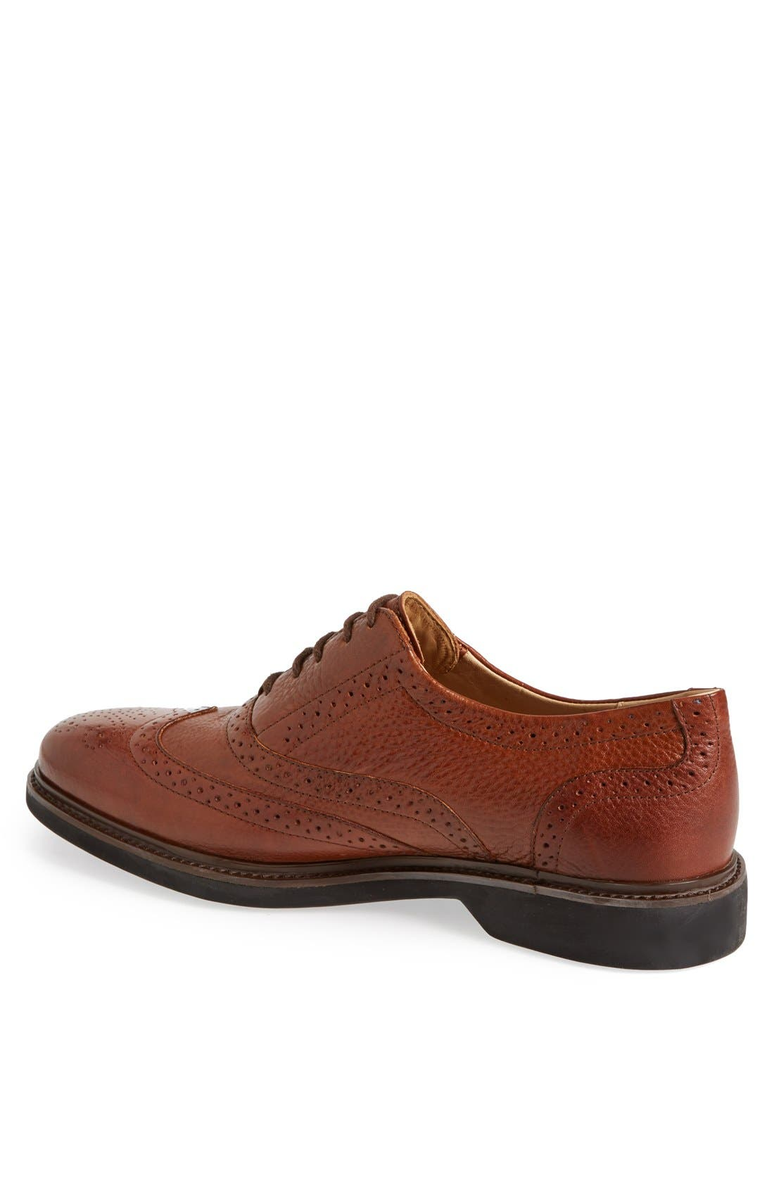 Alternate Image 2  - Anatomic & Co 'Gabriel' Wingtip (Men)
