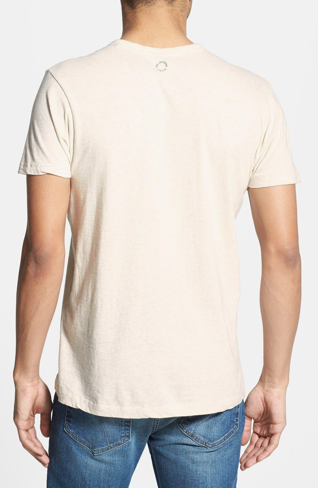 Alternate Image 2  - Ben Sherman 'VHS' Graphic T-Shirt
