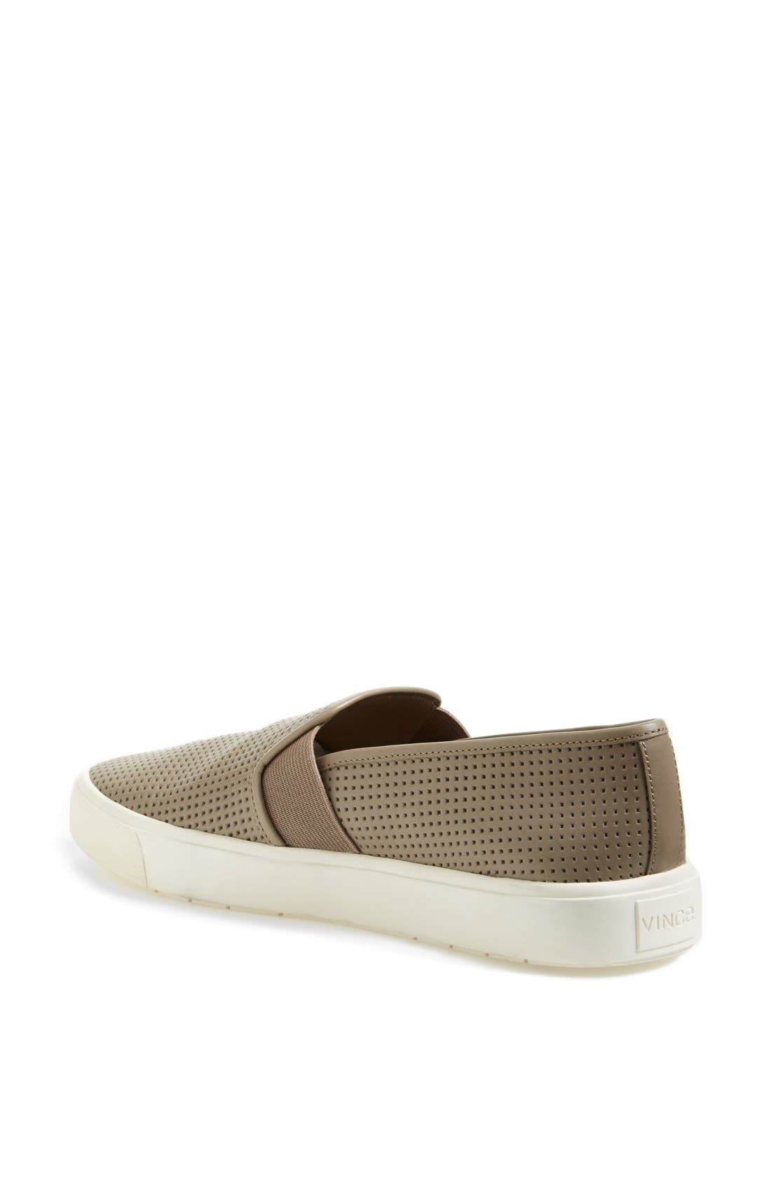 Blair 5 Slip-On Sneaker,                             Alternate thumbnail 2, color,                             Woodsmoke