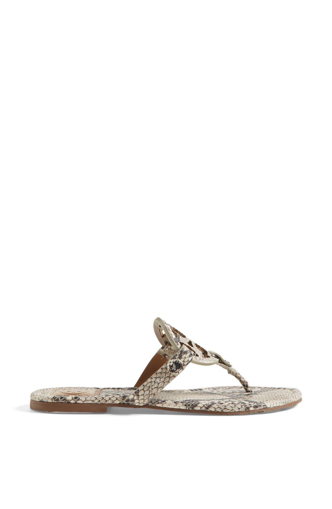 Alternate Image 4  - Tory Burch 'Miller' Sandal