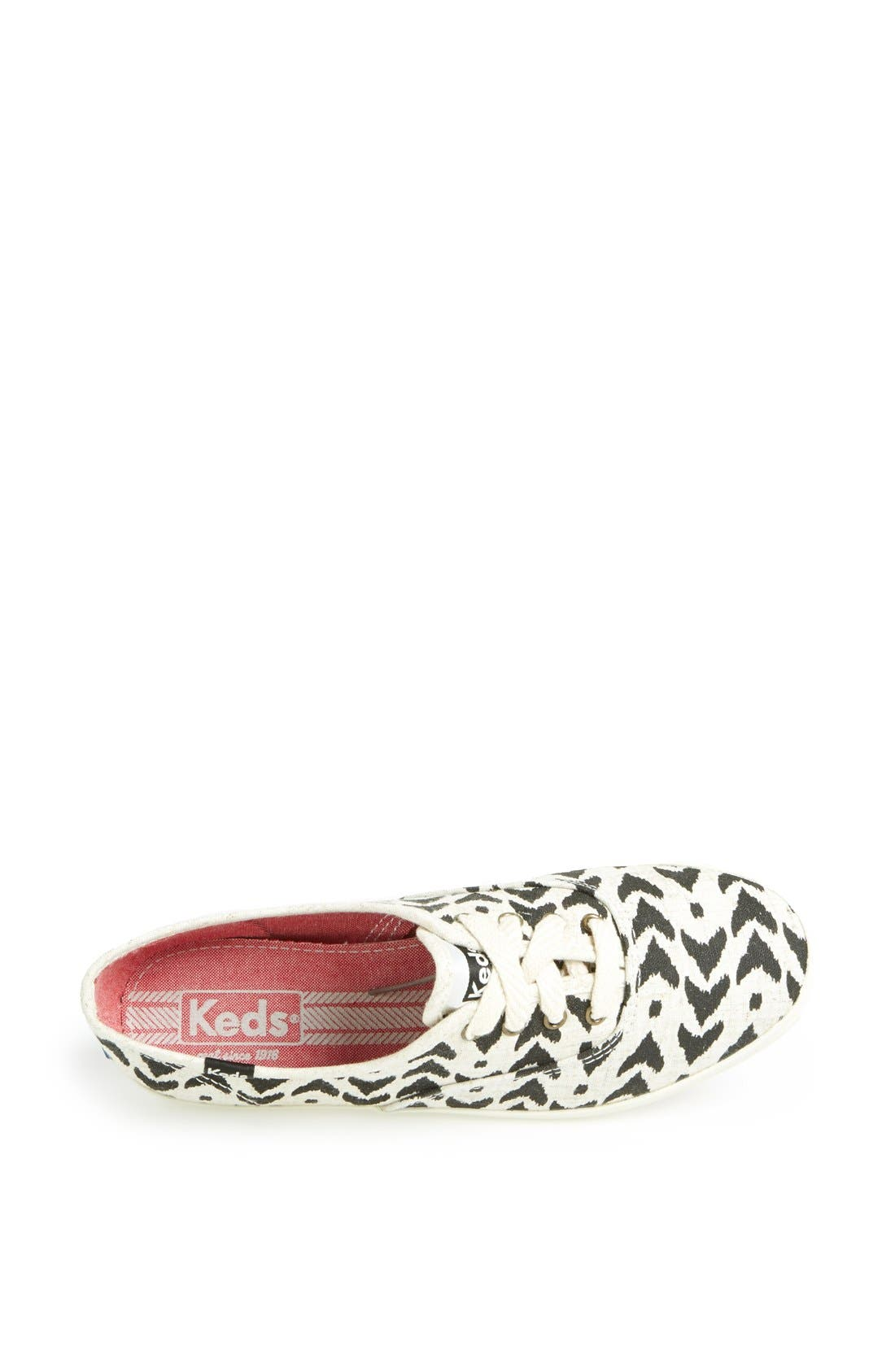 Alternate Image 3  - Keds® 'Champion - Ikat' Sneaker (Women)