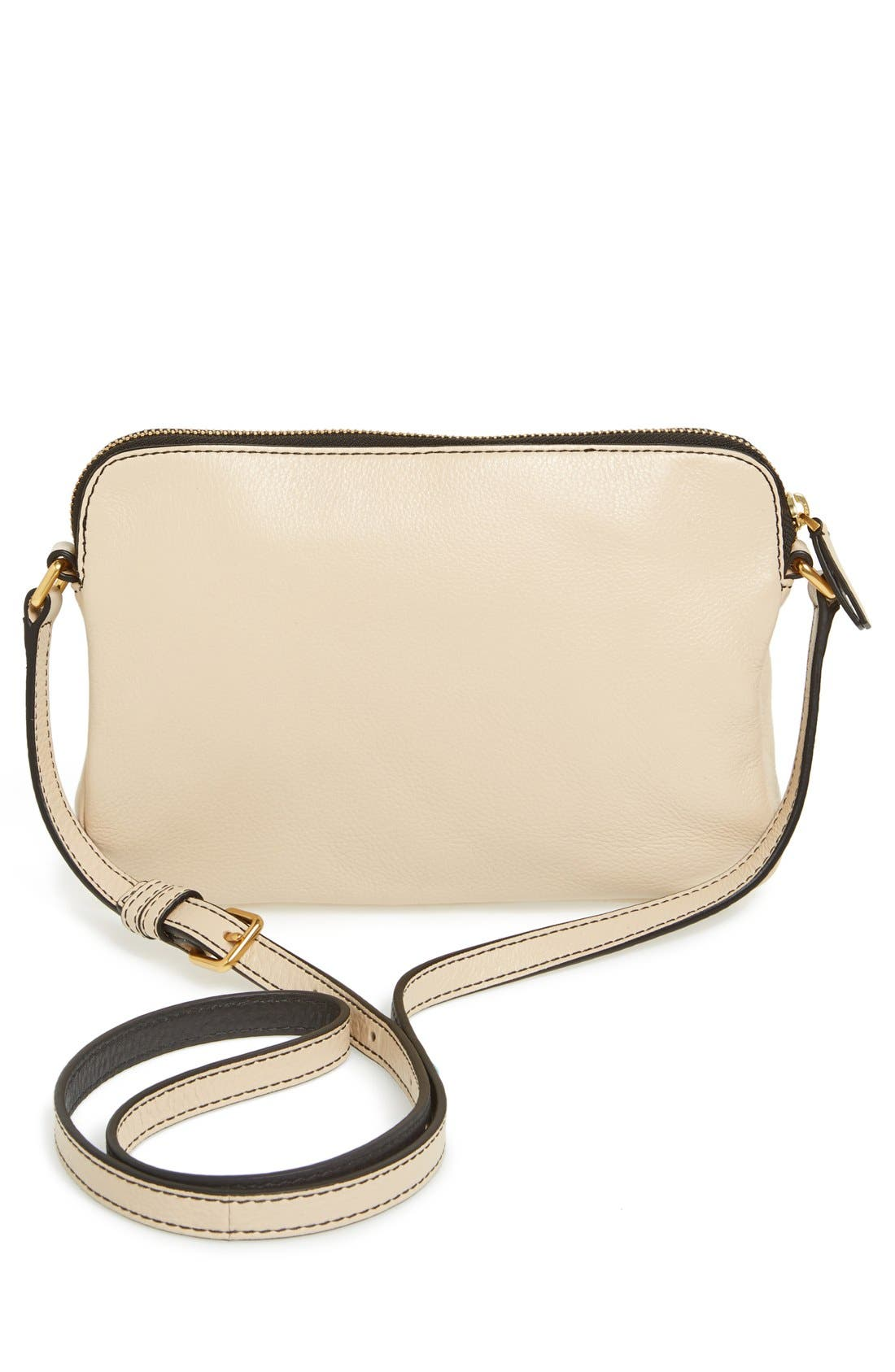 Alternate Image 4  - MARC BY MARC JACOBS 'Sophisticato Dani' Leather Crossbody Bag