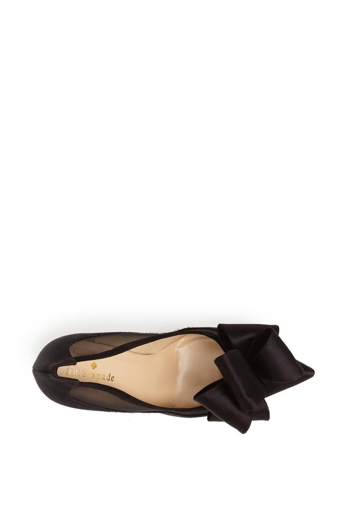 Alternate Image 3  - kate spade new york 'lovely' pointy toe pump