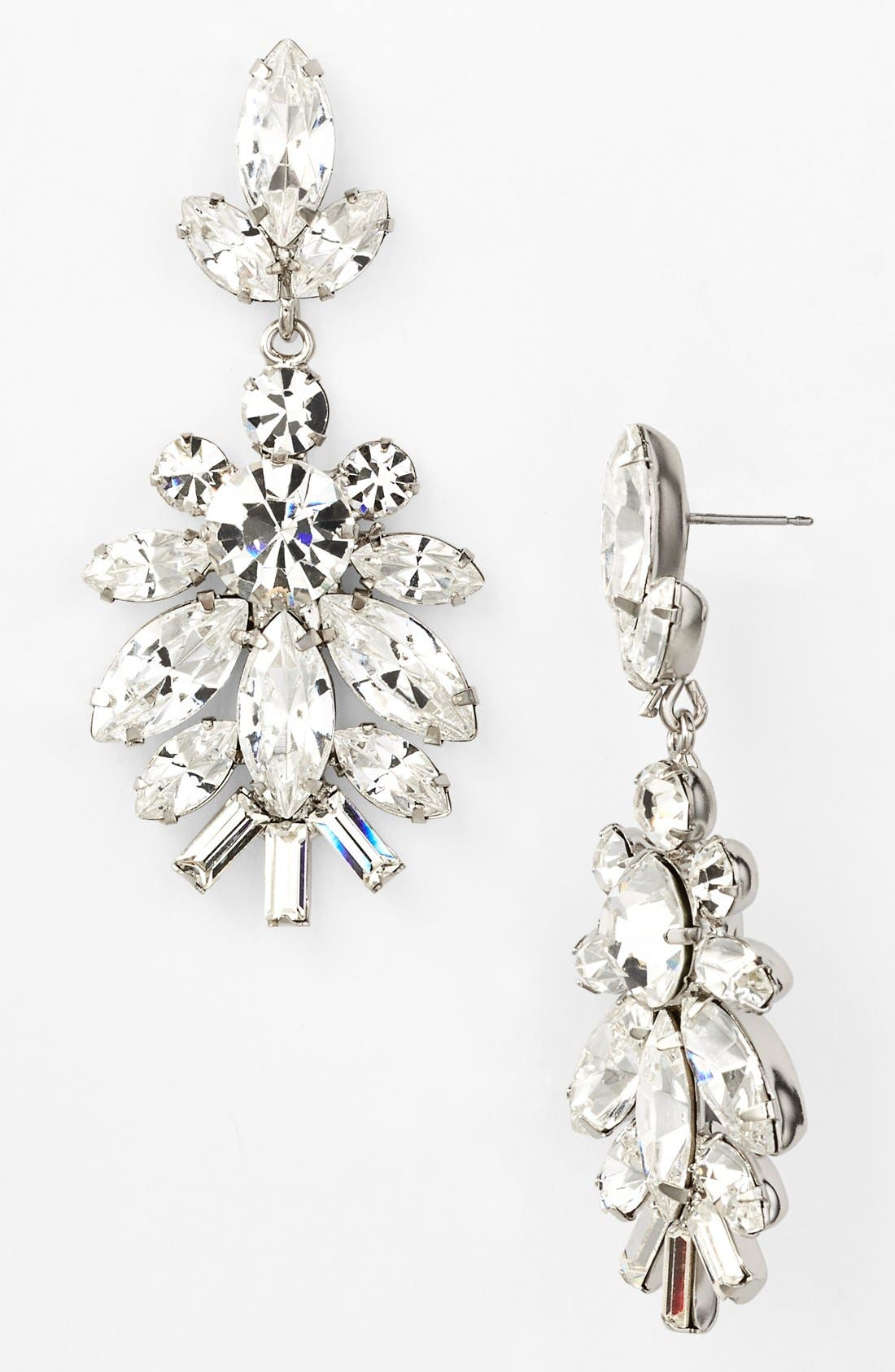 Main Image - Nordstrom Stone Drop Earrings