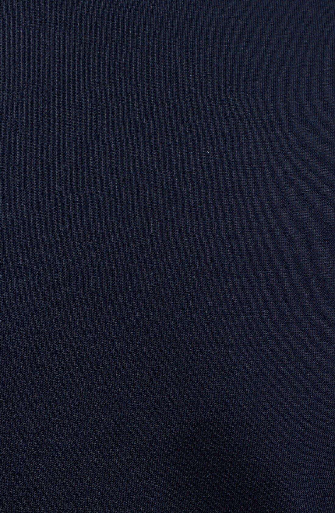 Alternate Image 3  - Ralph Lauren Black Label Jersey Blazer