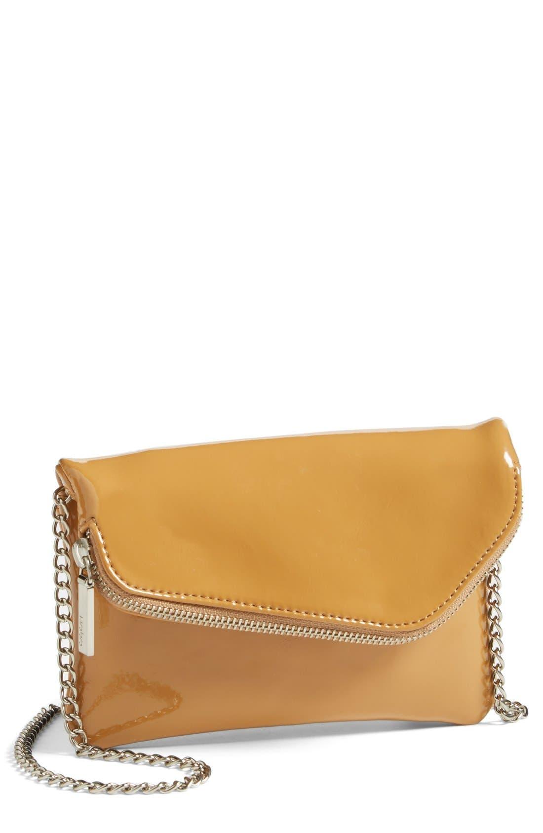 Main Image - Hobo 'Daria' Patent Leather Crossbody