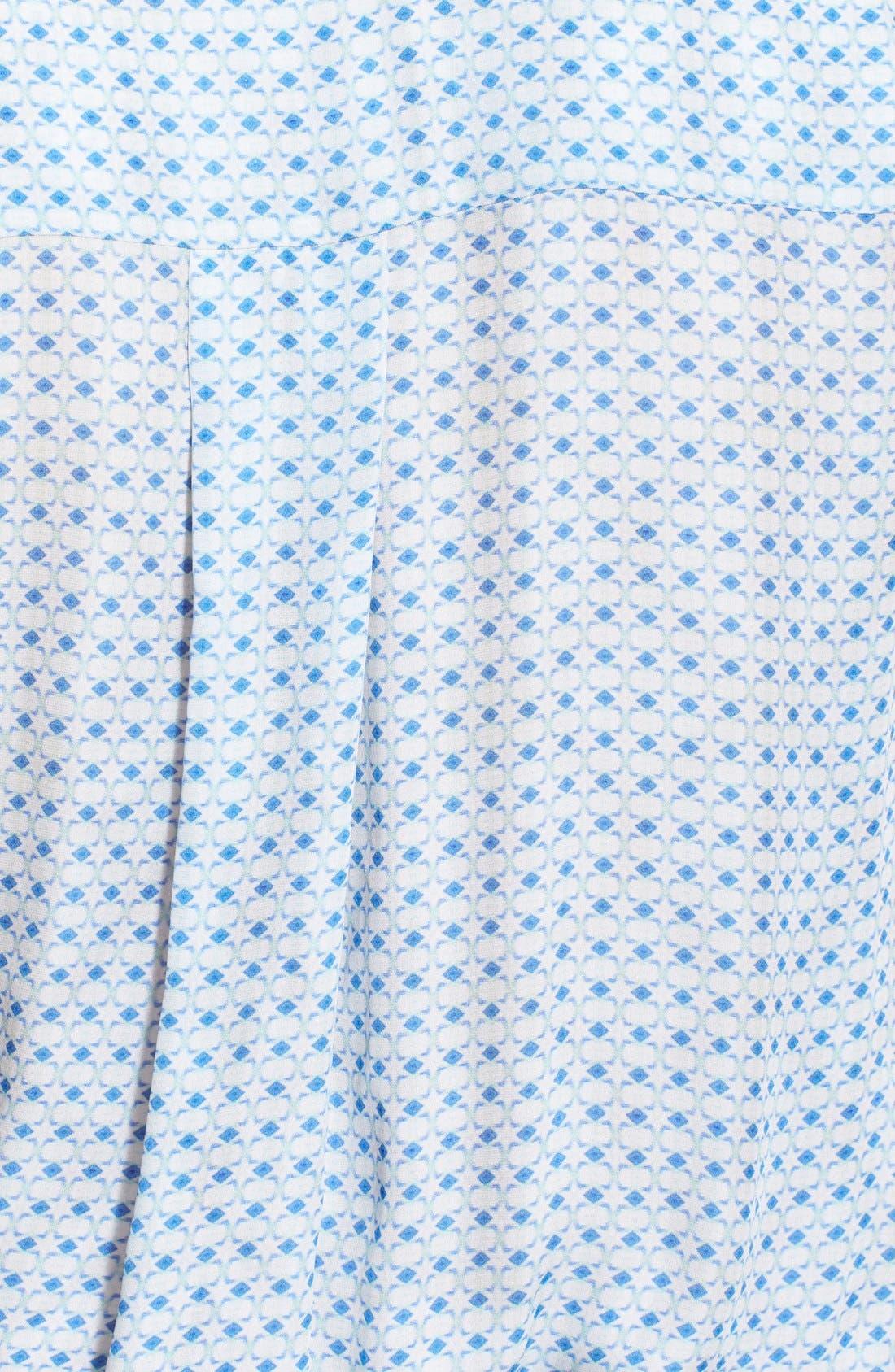 Alternate Image 3  - Vince Sleeveless Shirtdress