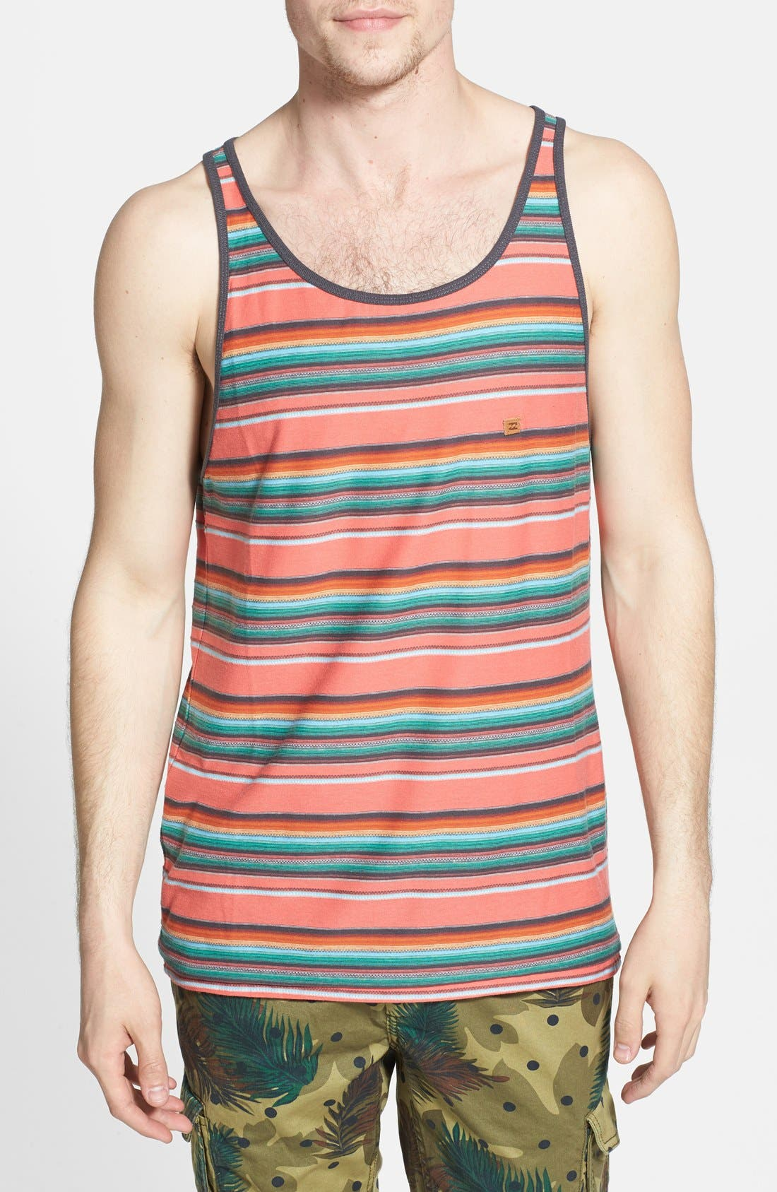Alternate Image 1 Selected - Billabong 'Down South' Jersey Tank Top