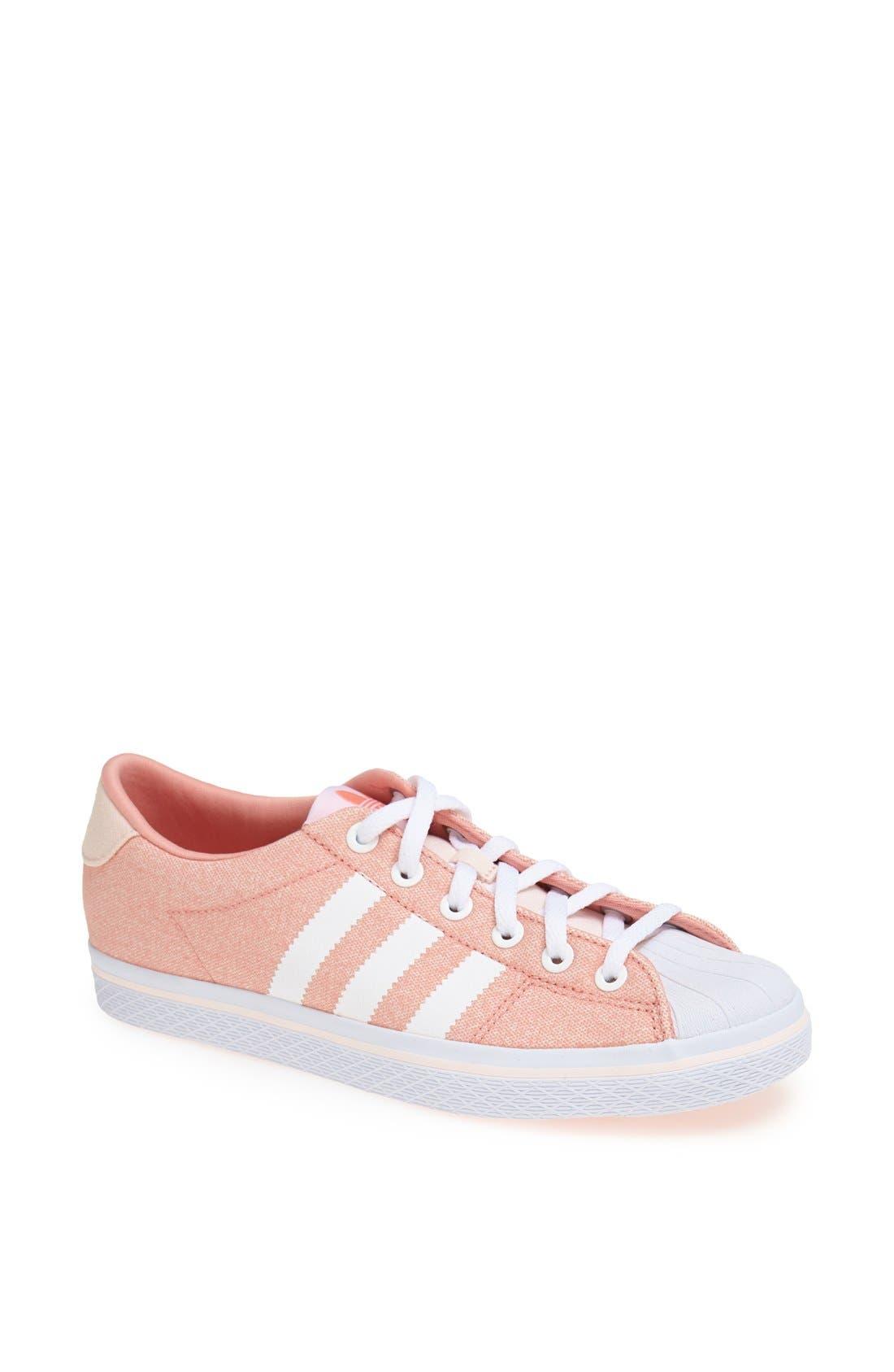 Alternate Image 1 Selected - adidas 'Vulc Star Lo' Sneaker (Women)