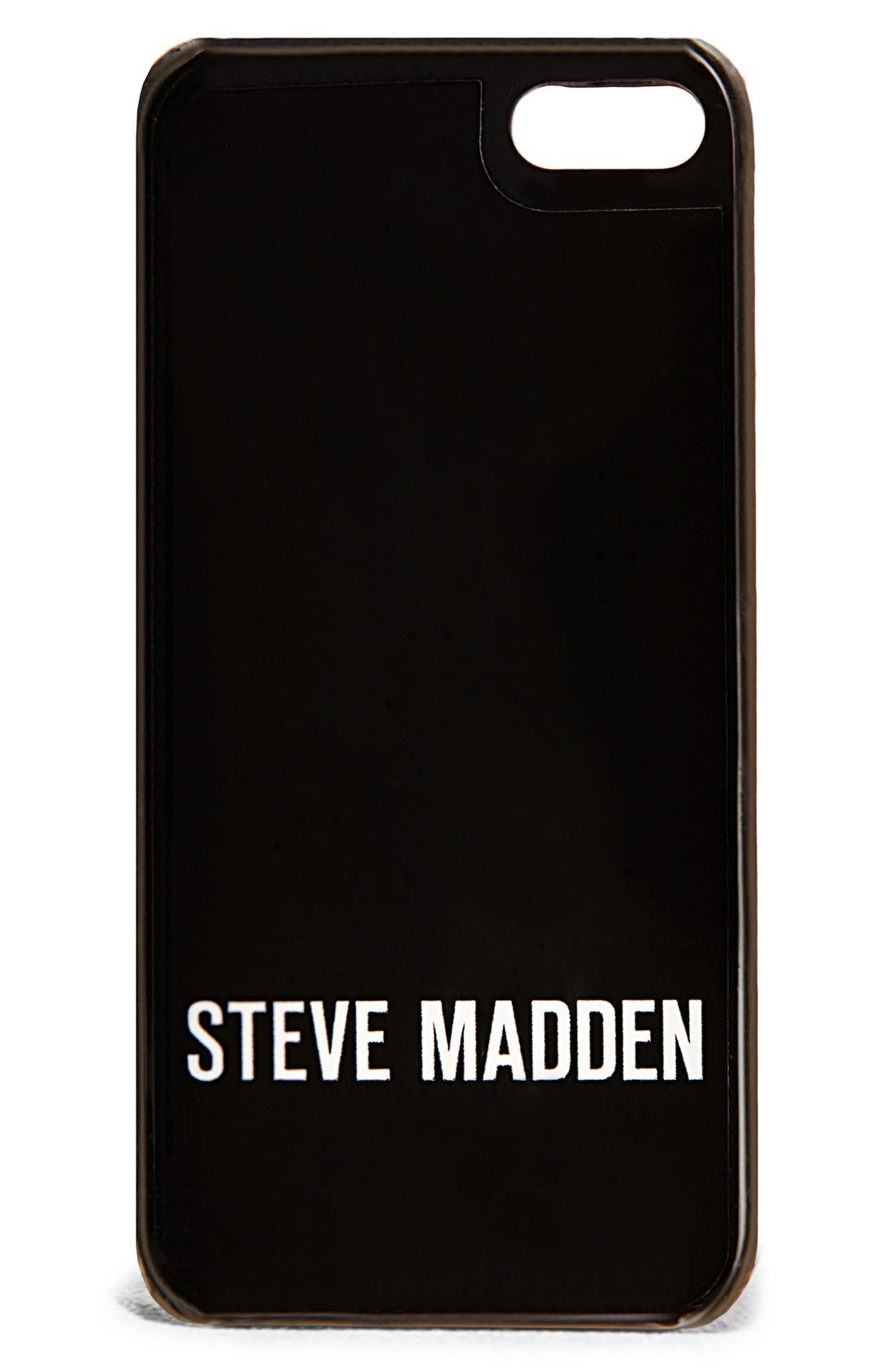 Alternate Image 4  - Steve Madden 'Fierce' iPhone 5 & 5s Case