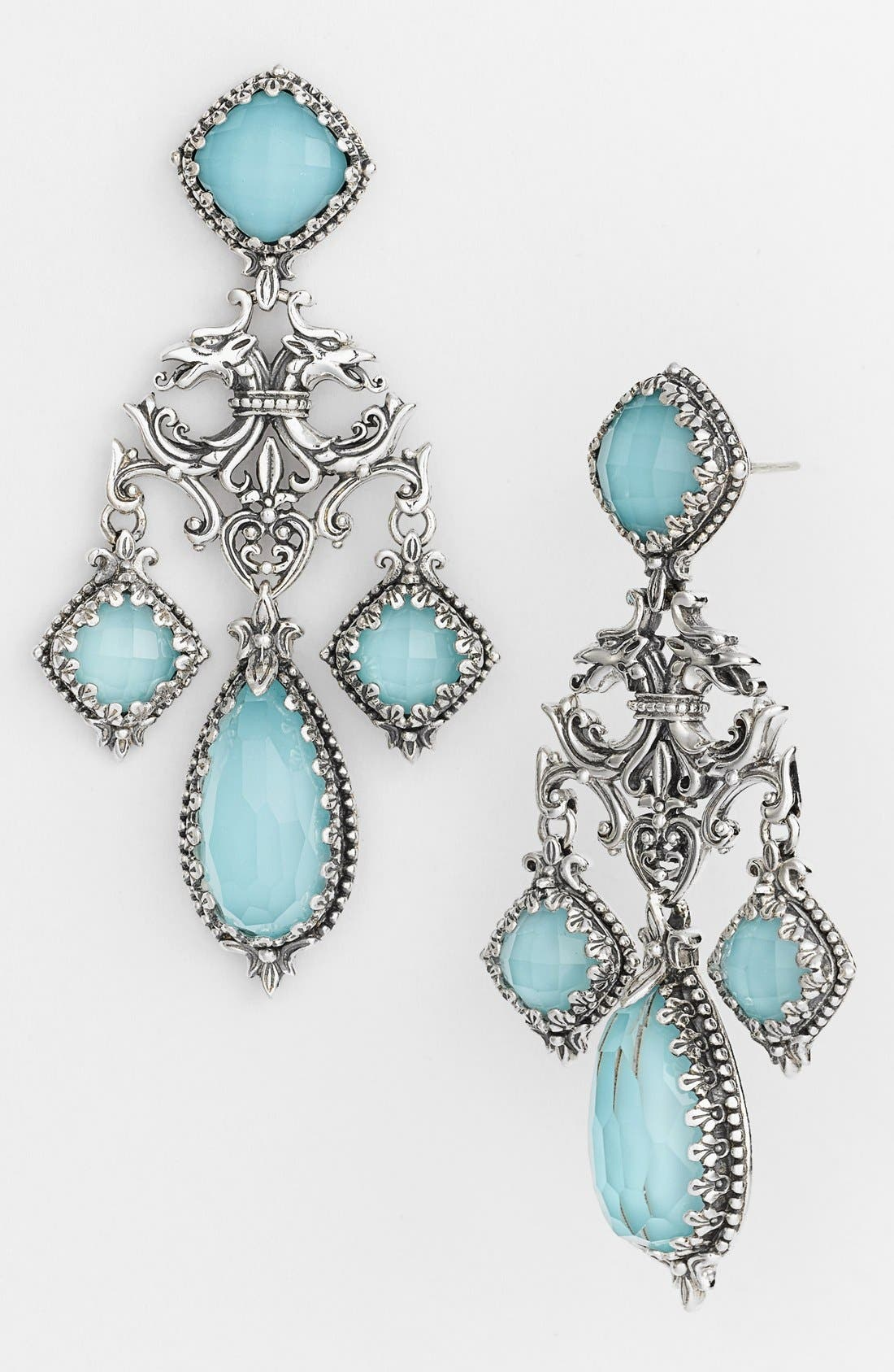 KONSTANTINO Aegean Chandelier Earrings