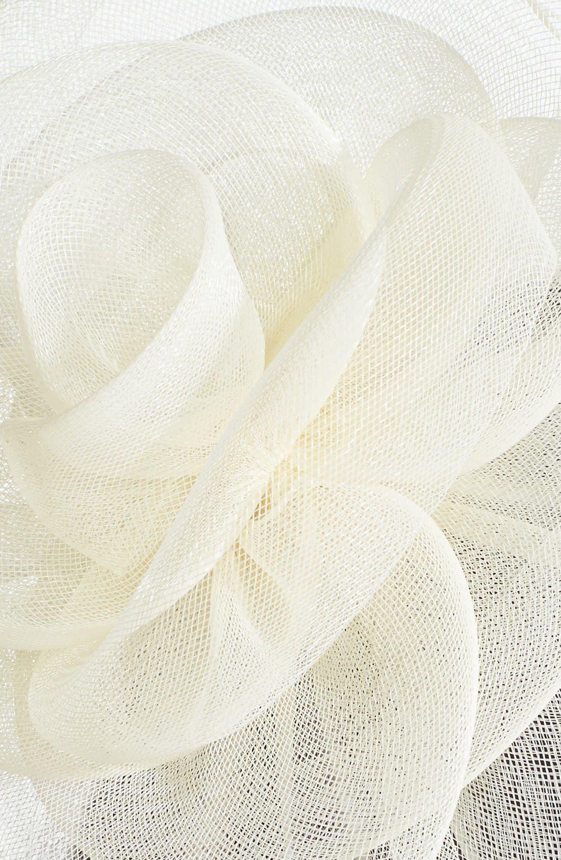 Alternate Image 4  - Tasha 'Fabulous Floral' Fascinator Headband