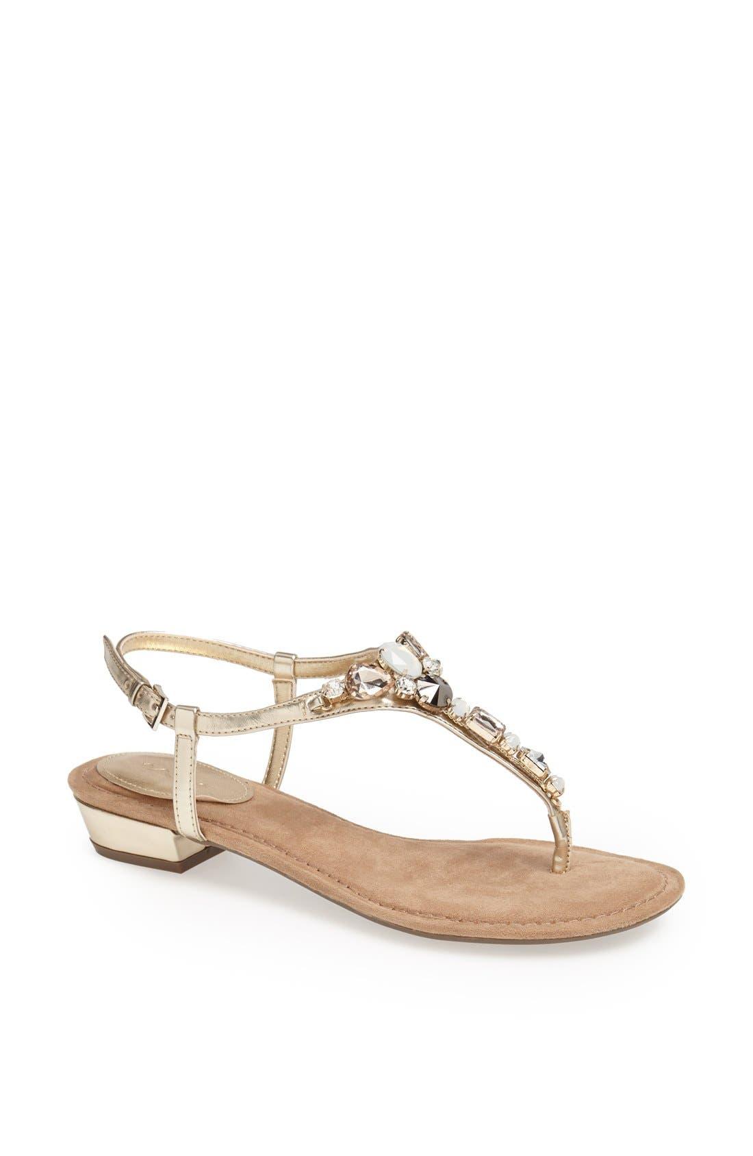 Alternate Image 1 Selected - Nina 'Kelisha' Sandal