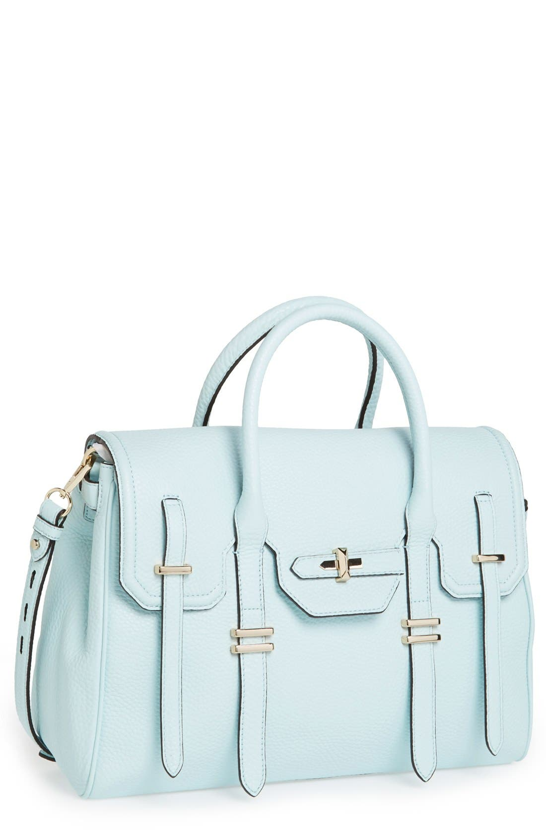 Alternate Image 1 Selected - Rebecca Minkoff 'Jules' Leather Satchel