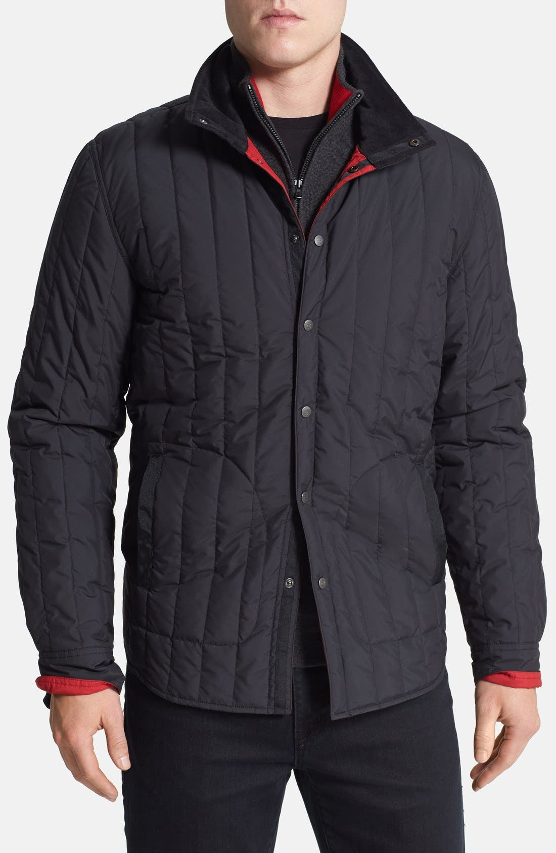 Alternate Image 1 Selected - Victorinox Swiss Army® 'Granger' Water Repellent Thermore® Insulated Utility Jacket (Online Only)