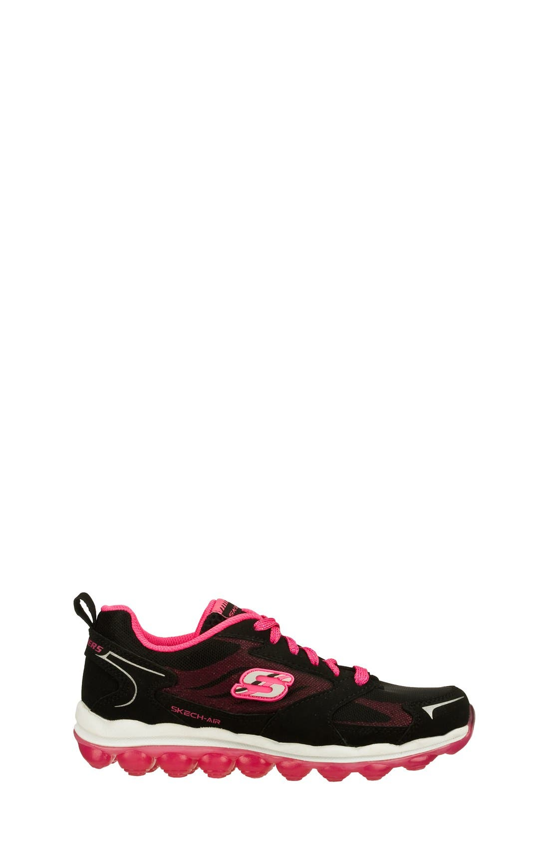 Alternate Image 3  - SKECHERS 'Skech Air - Bizzy Bounce' Sneaker (Toddler, Little Kid & Big Kid)