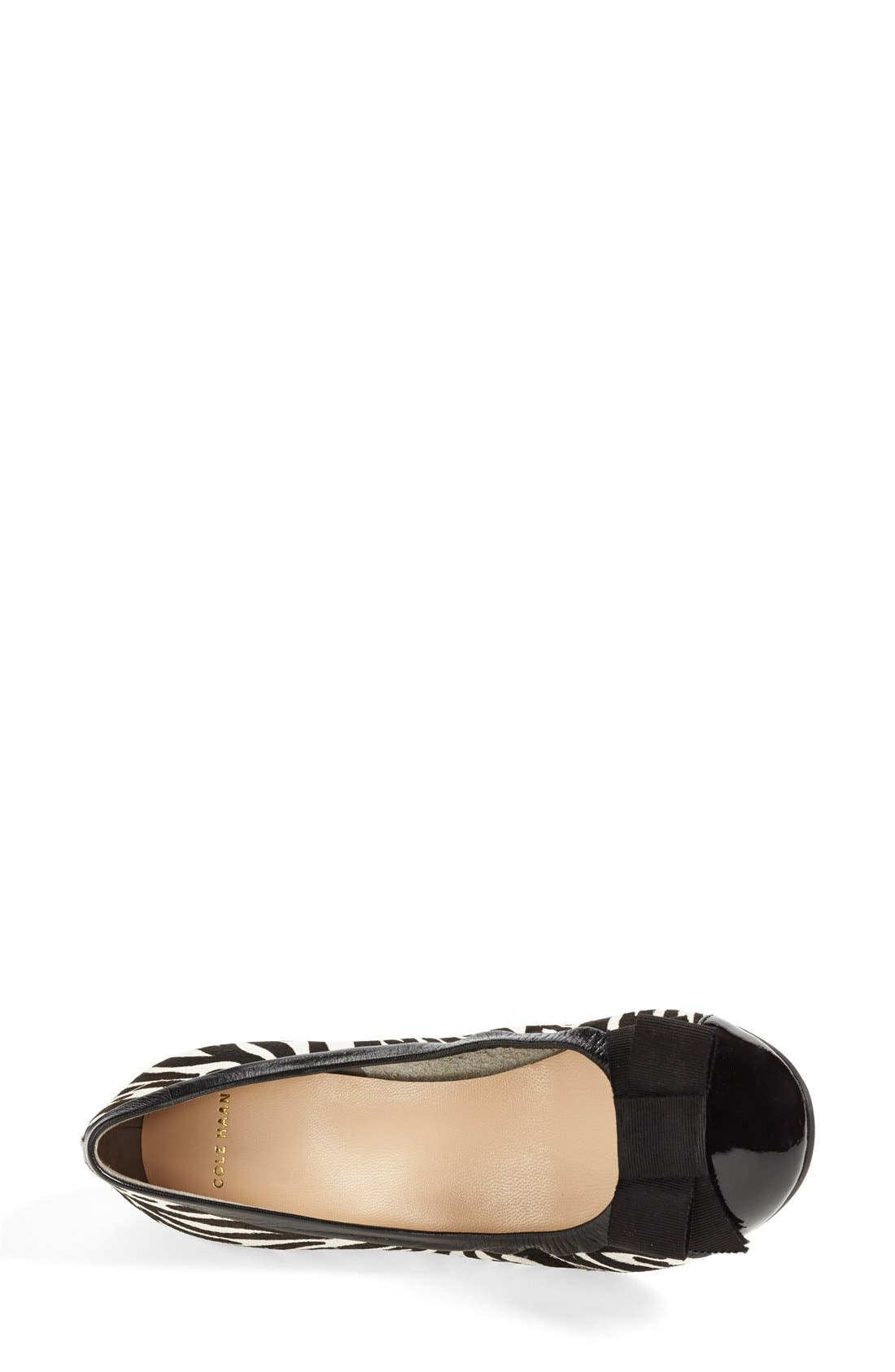 Alternate Image 3  - Cole Haan 'Air Tali' Wedge Pump (Women)