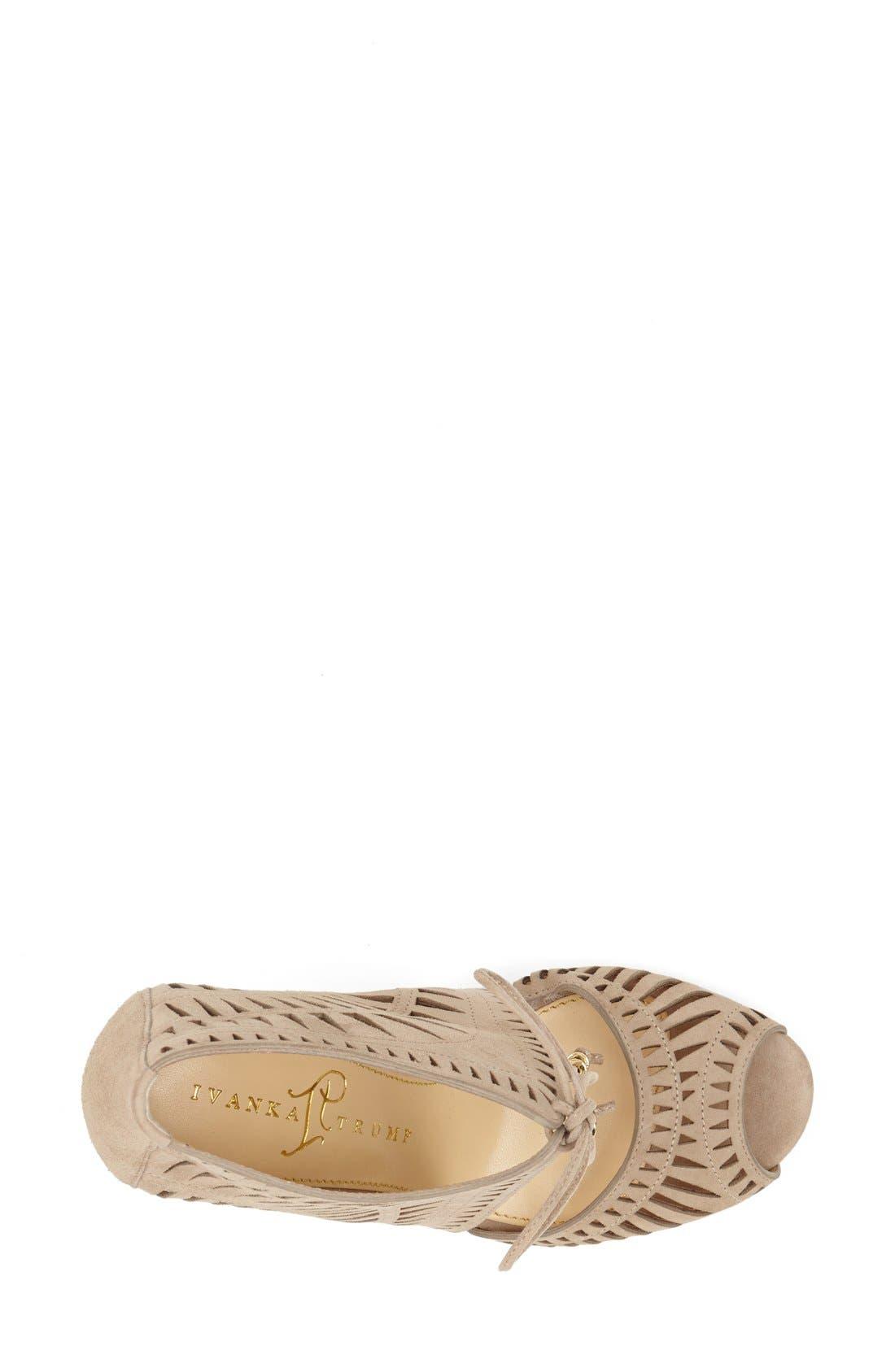 Alternate Image 3  - Ivanka Trump 'Delfino' Sandal