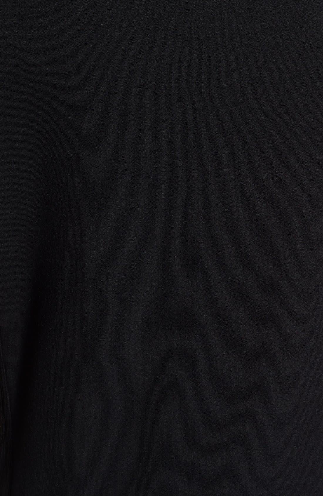 Alternate Image 3  - Halogen® Drape Front Knit Vest (Plus Size)