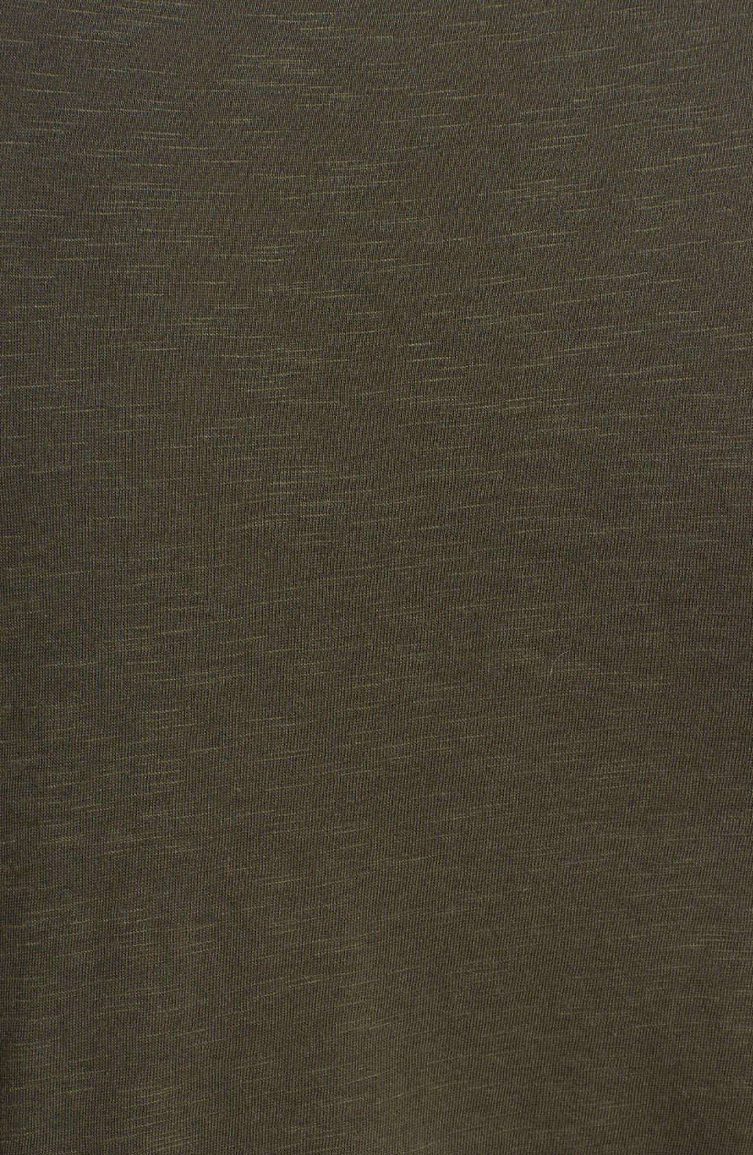 Alternate Image 3  - Halogen® Beaded Knit Tank (Plus Size)