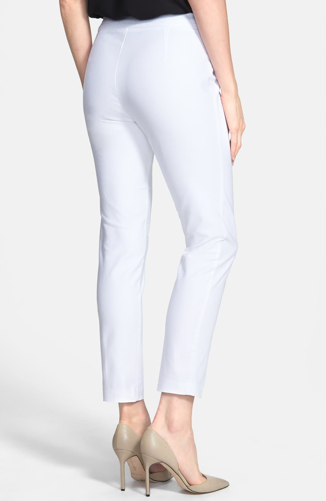 Alternate Image 2  - Kenneth Cole New York 'Khloee' Slim Ankle Pants