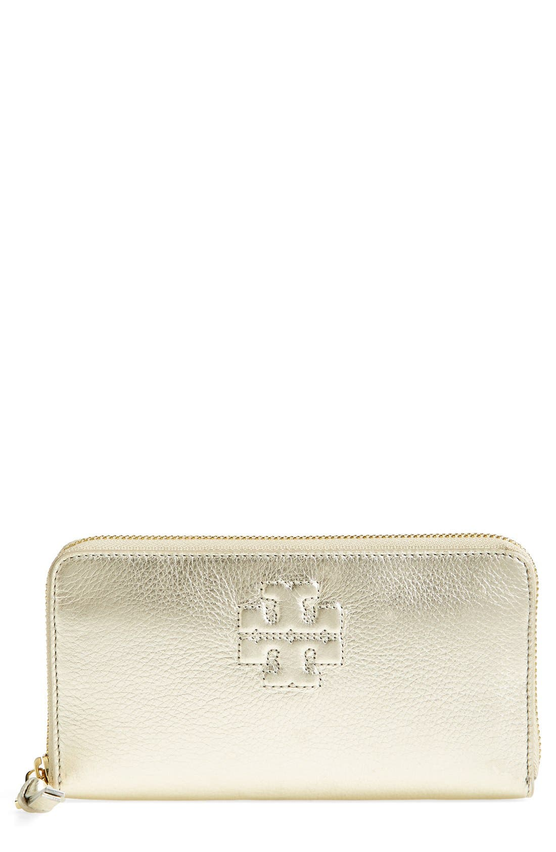 Main Image - Tory Burch 'Thea' Continental Wallet
