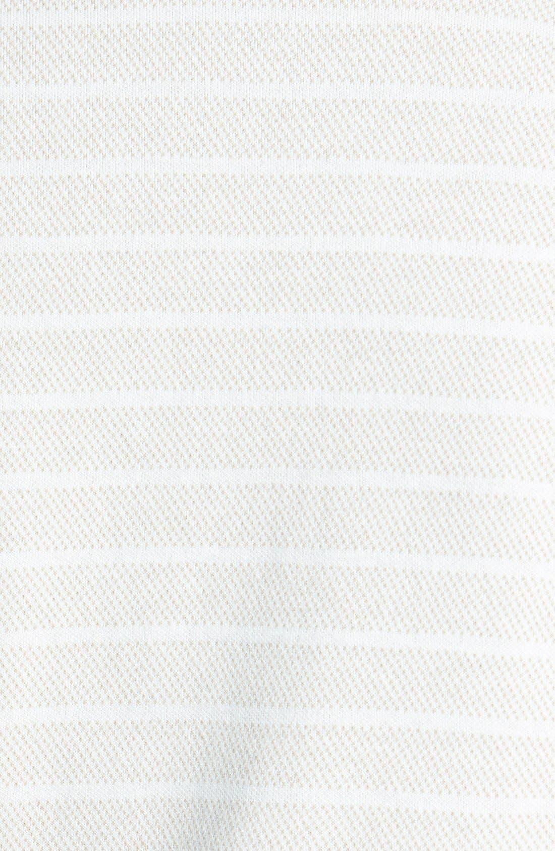 Alternate Image 3  - Caslon® Roll Sleeve Knit Blazer (Regular & Petite)