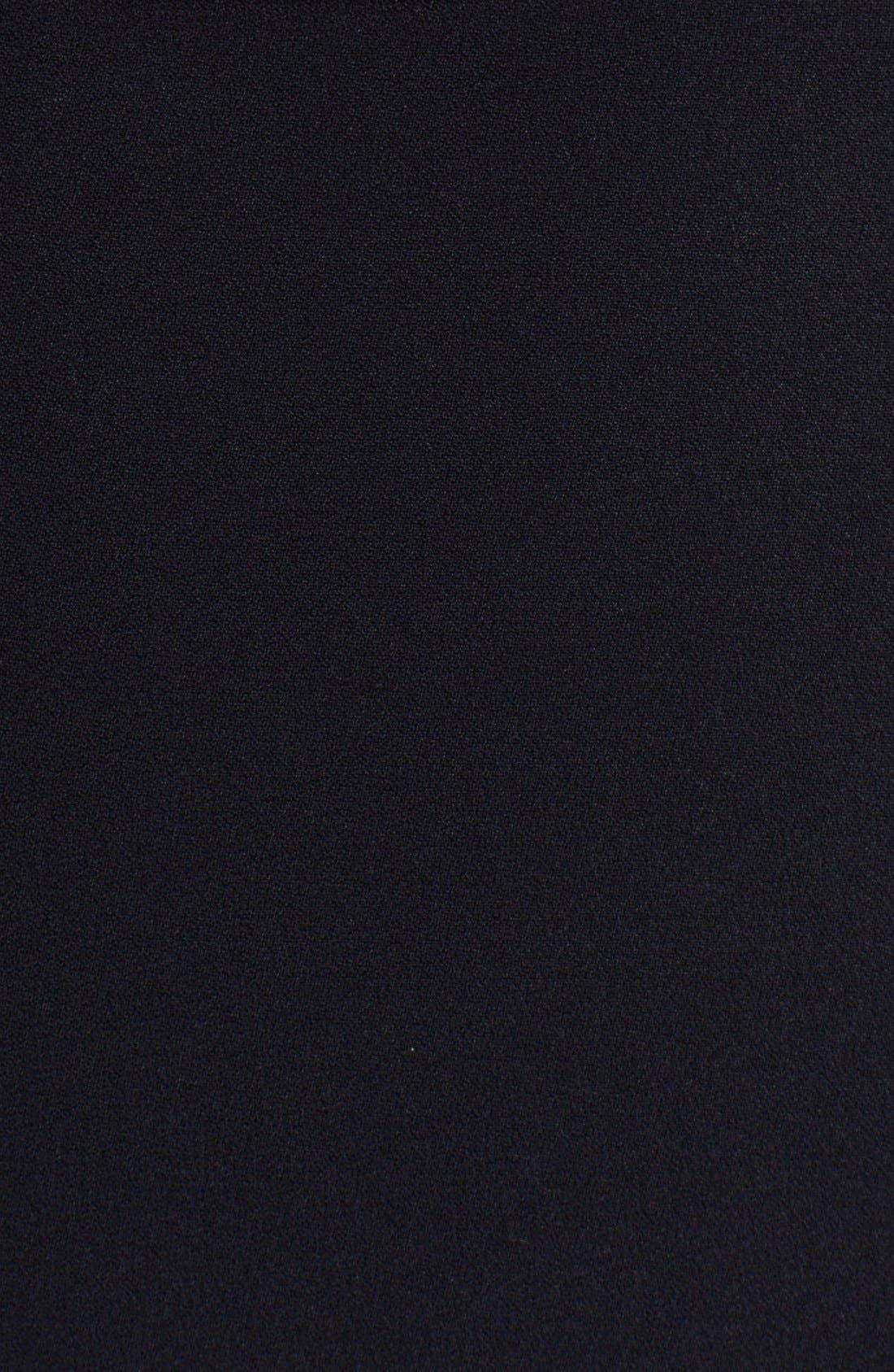 Alternate Image 3  - Alexander McQueen Keyhole Detail Pencil Dress
