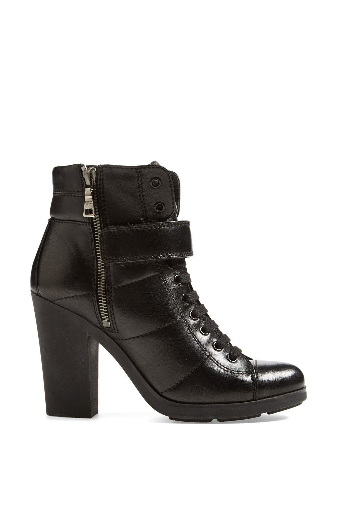 Alternate Image 4  - Prada Short Boot