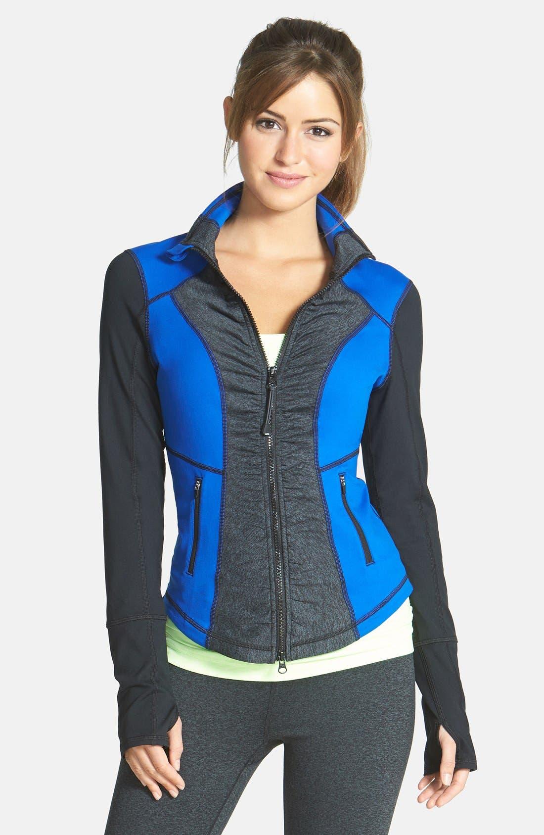 Alternate Image 1 Selected - Zella 'Essential' Jacket