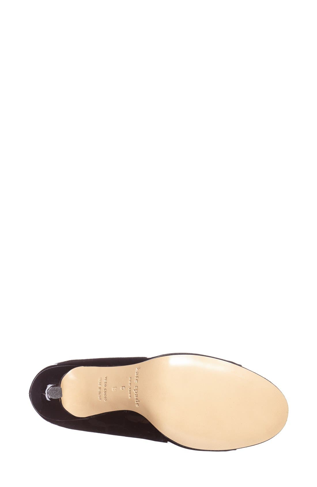 Alternate Image 4  - kate spade new york 'keys' pump (Women)