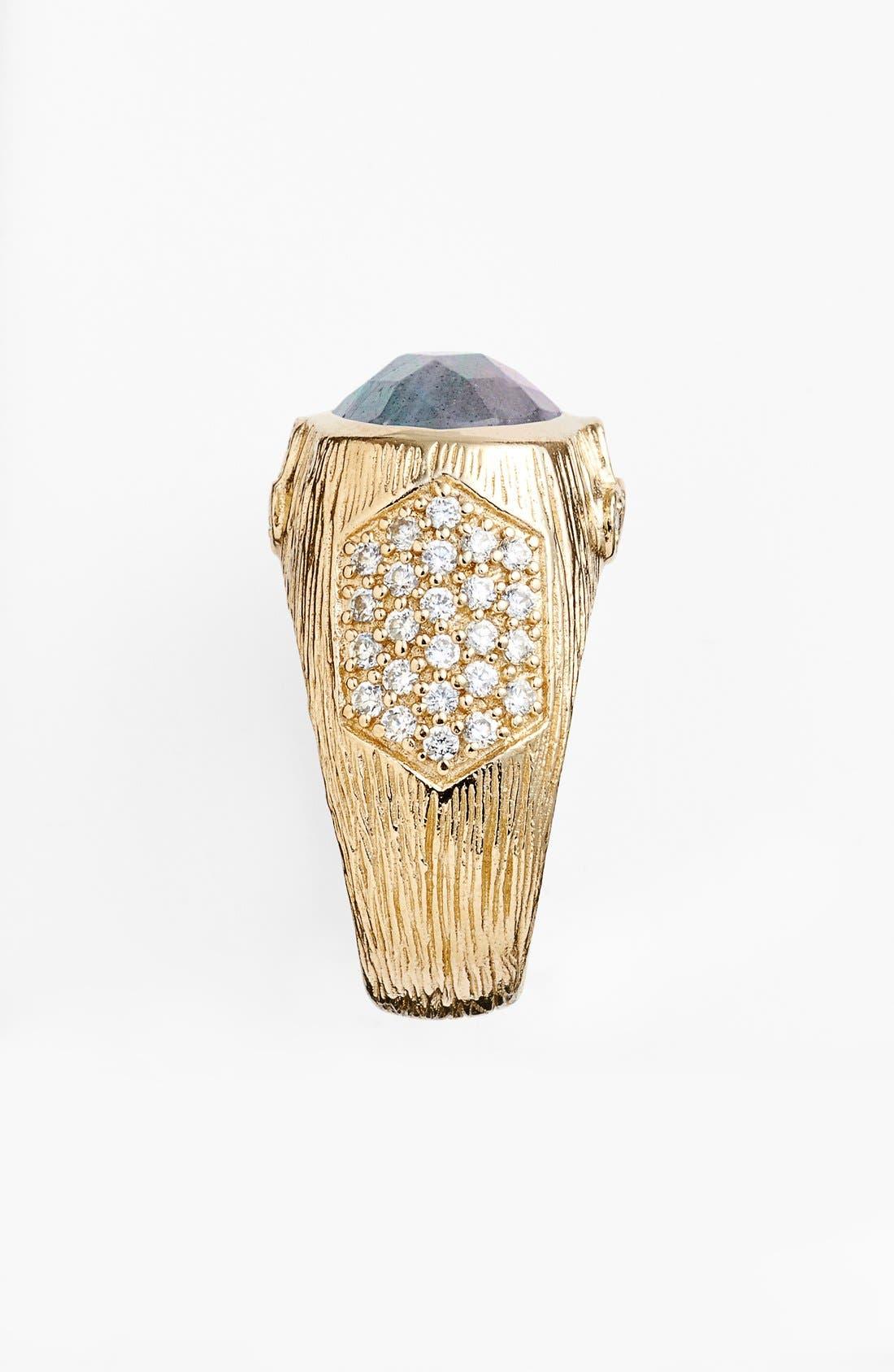 Alternate Image 2  - Melinda Maria 'Mosaic - Larissa' Cocktail Ring