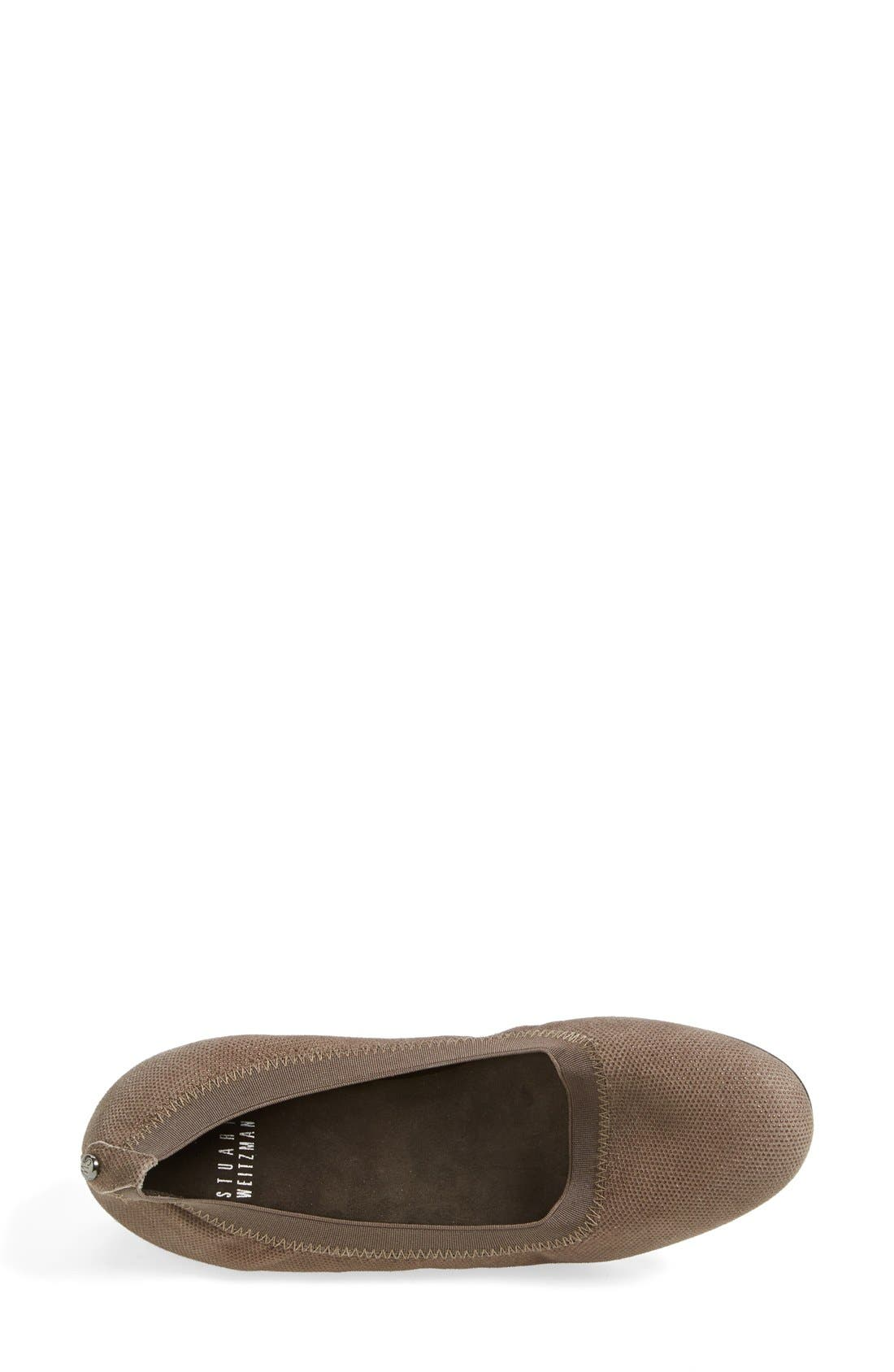 Alternate Image 3  - Stuart Weitzman 'Slipin' Flat (Nordstrom Exclusive) (Women)