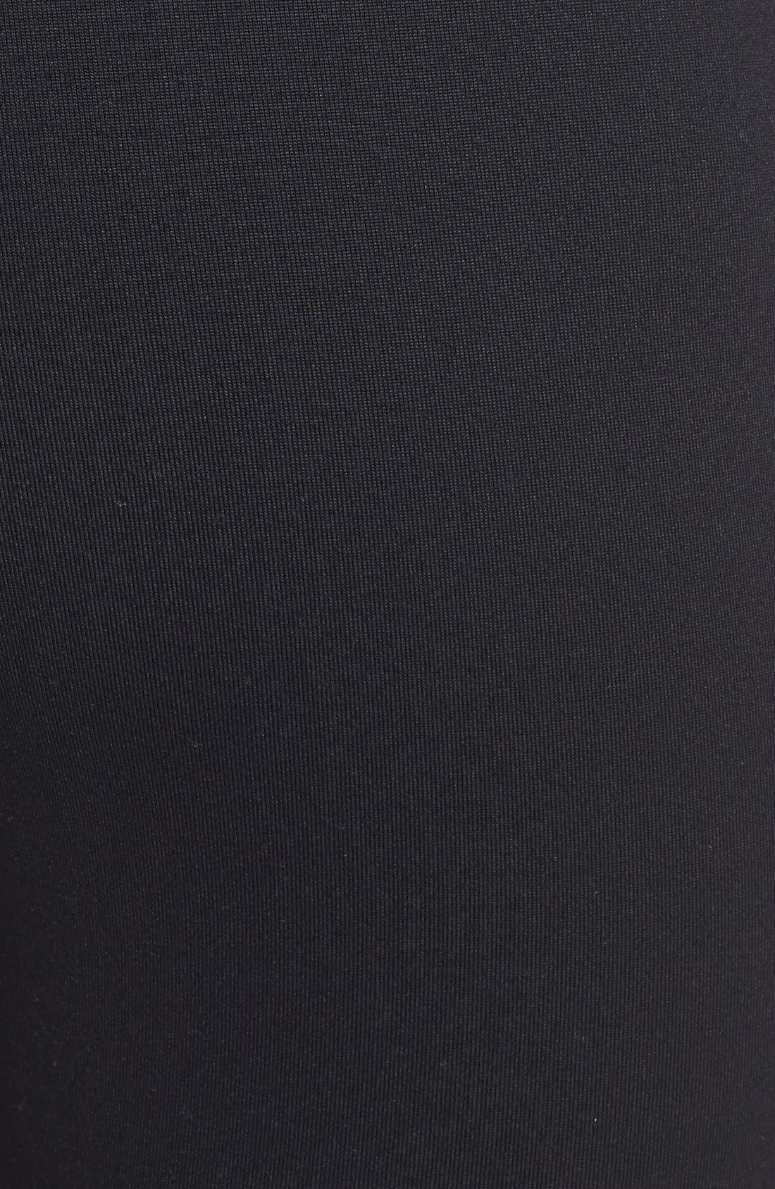 Alternate Image 4  - Hard Tail Stripe Waist Capris