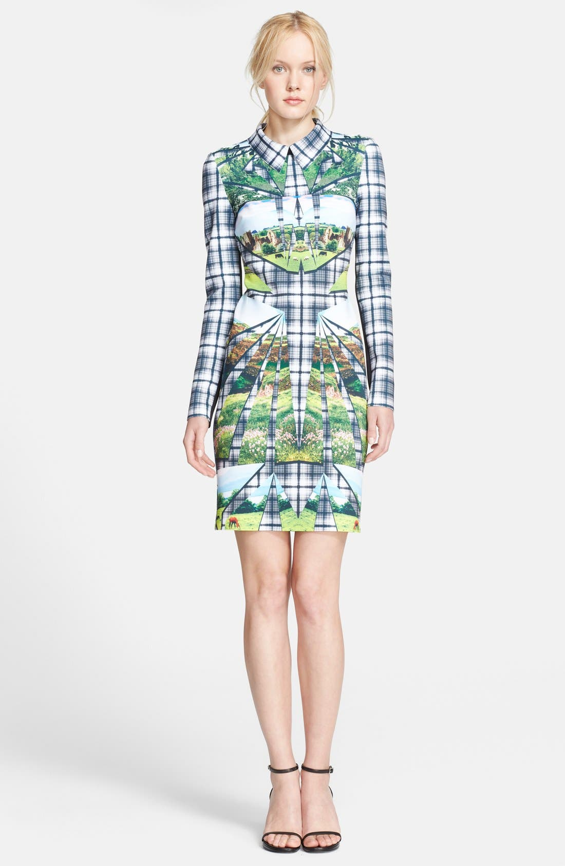 Alternate Image 1 Selected - Clover Canyon 'Emerald Isle' Dress