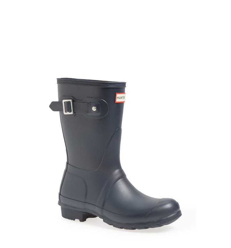 a00d8d56e82980 HUNTER WOMEN S ORIGINAL SHORT RAIN BOOTS