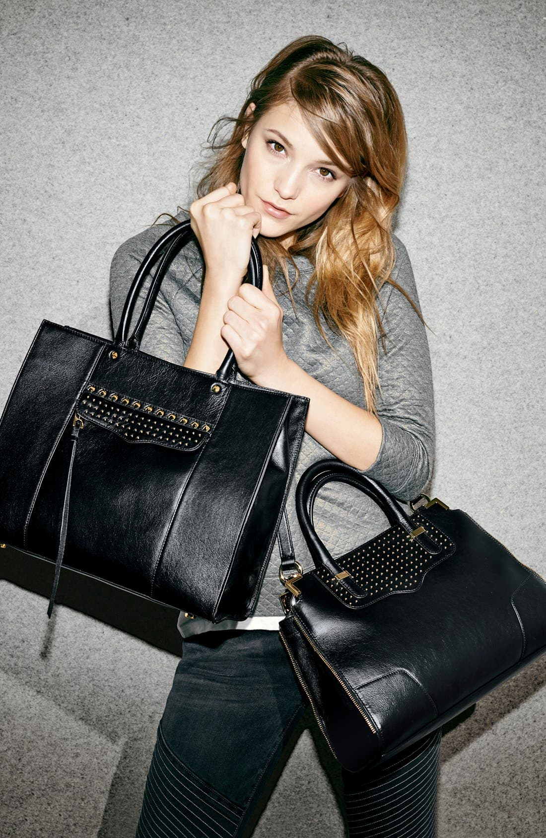 Alternate Image 6  - Rebecca Minkoff 'Medium MAB' Studded Tote