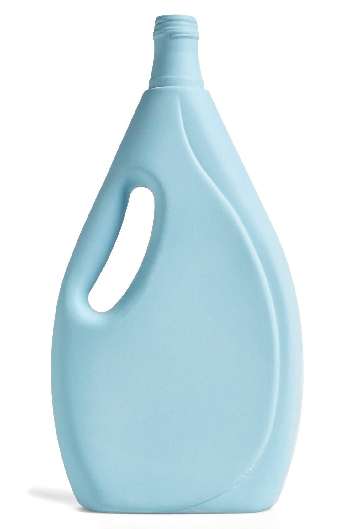 Alternate Image 1 Selected - Middle Kingdom 'Laundry Detergent Bottle' Porcelain Vase