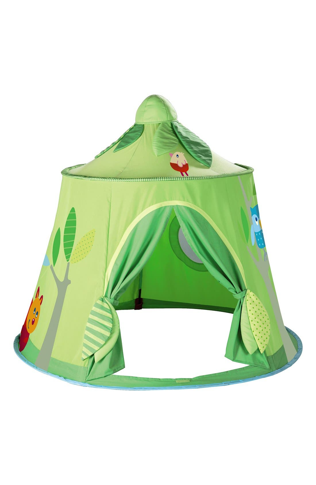 'Magic Forest' Play Tent,                             Main thumbnail 1, color,                             Green