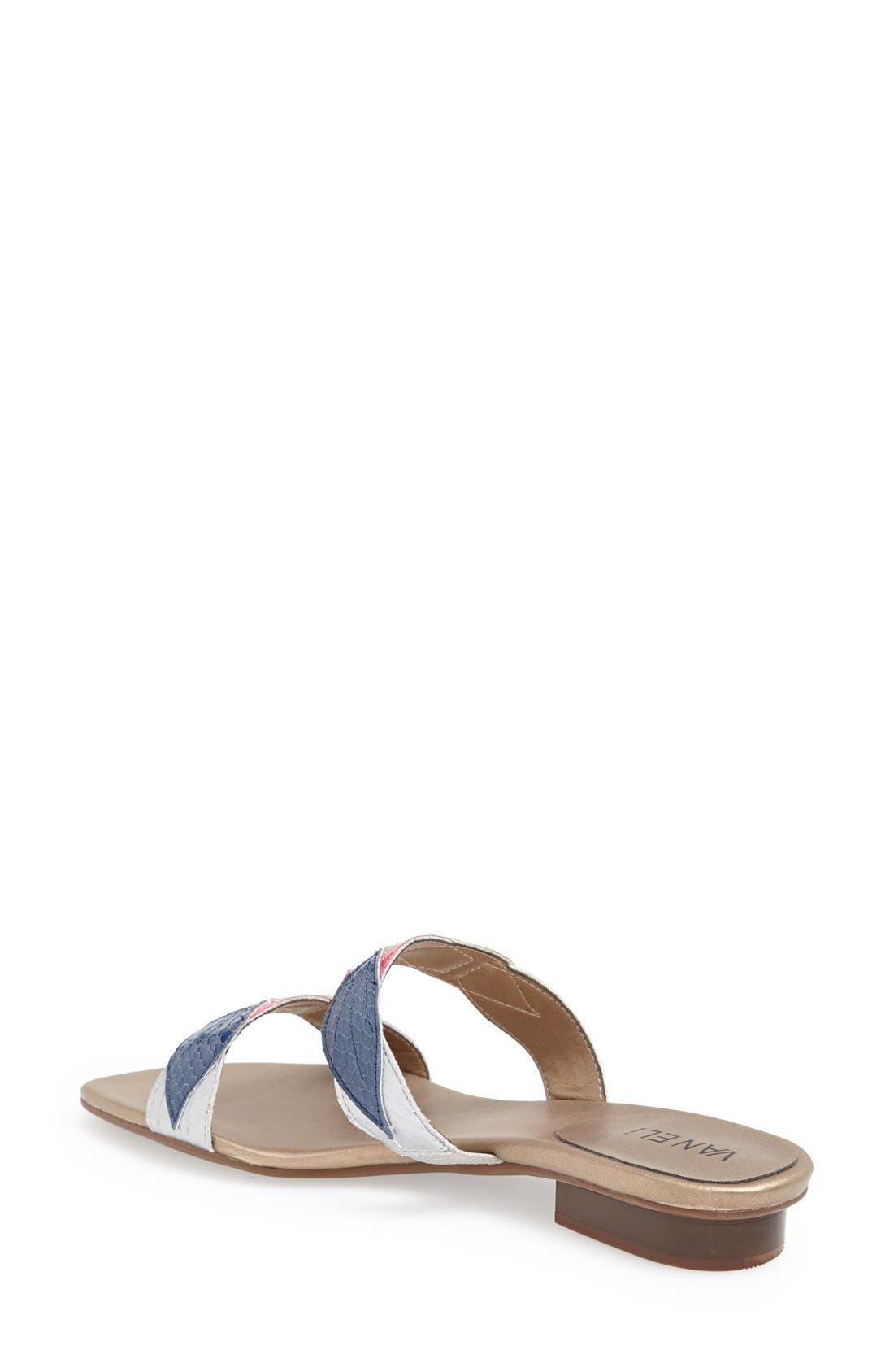 Alternate Image 2  - VANELi 'Blim' Slide Sandal (Women) (Special Purchase)